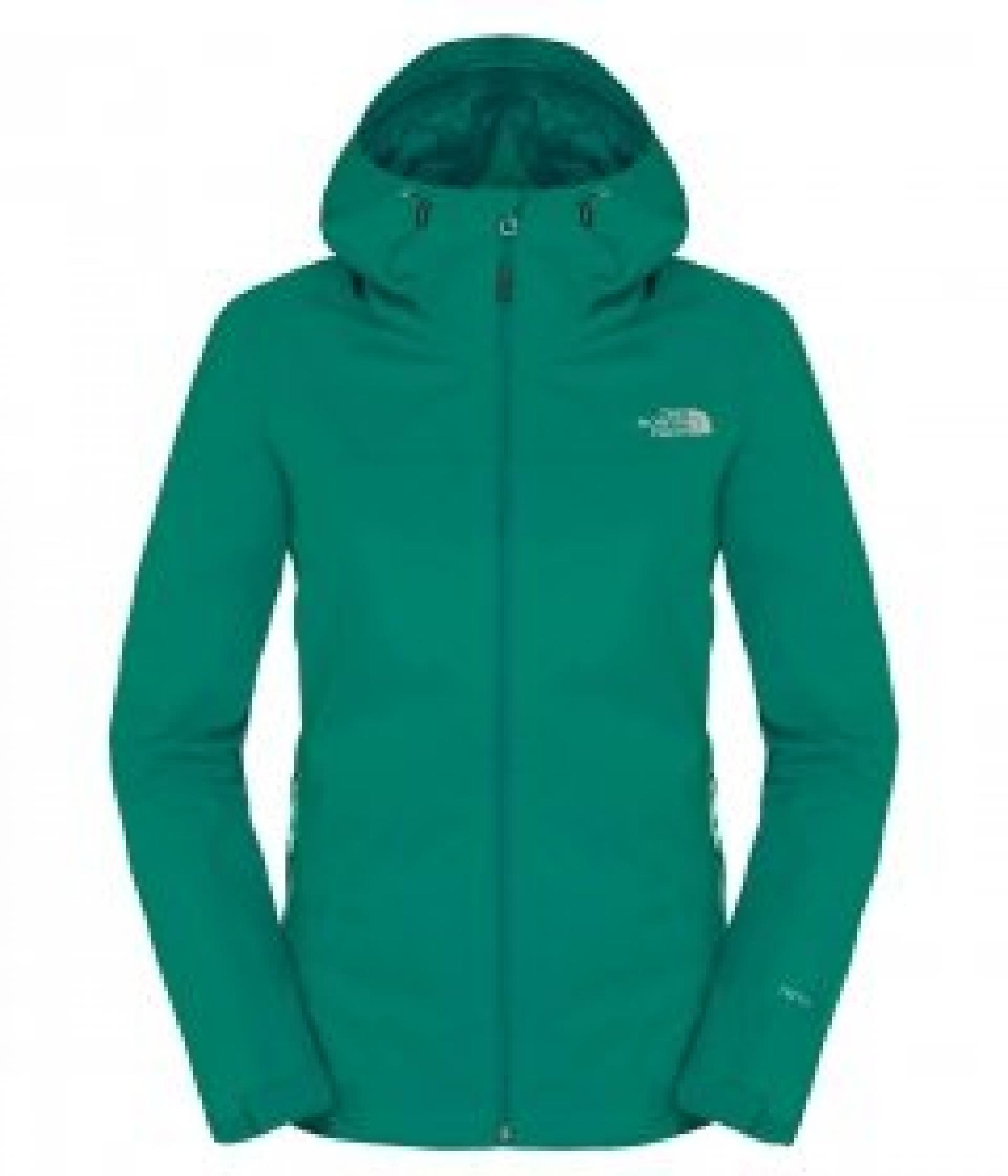 The North Face Sequence Jacket Women fanfare green 2014 Regenjacke