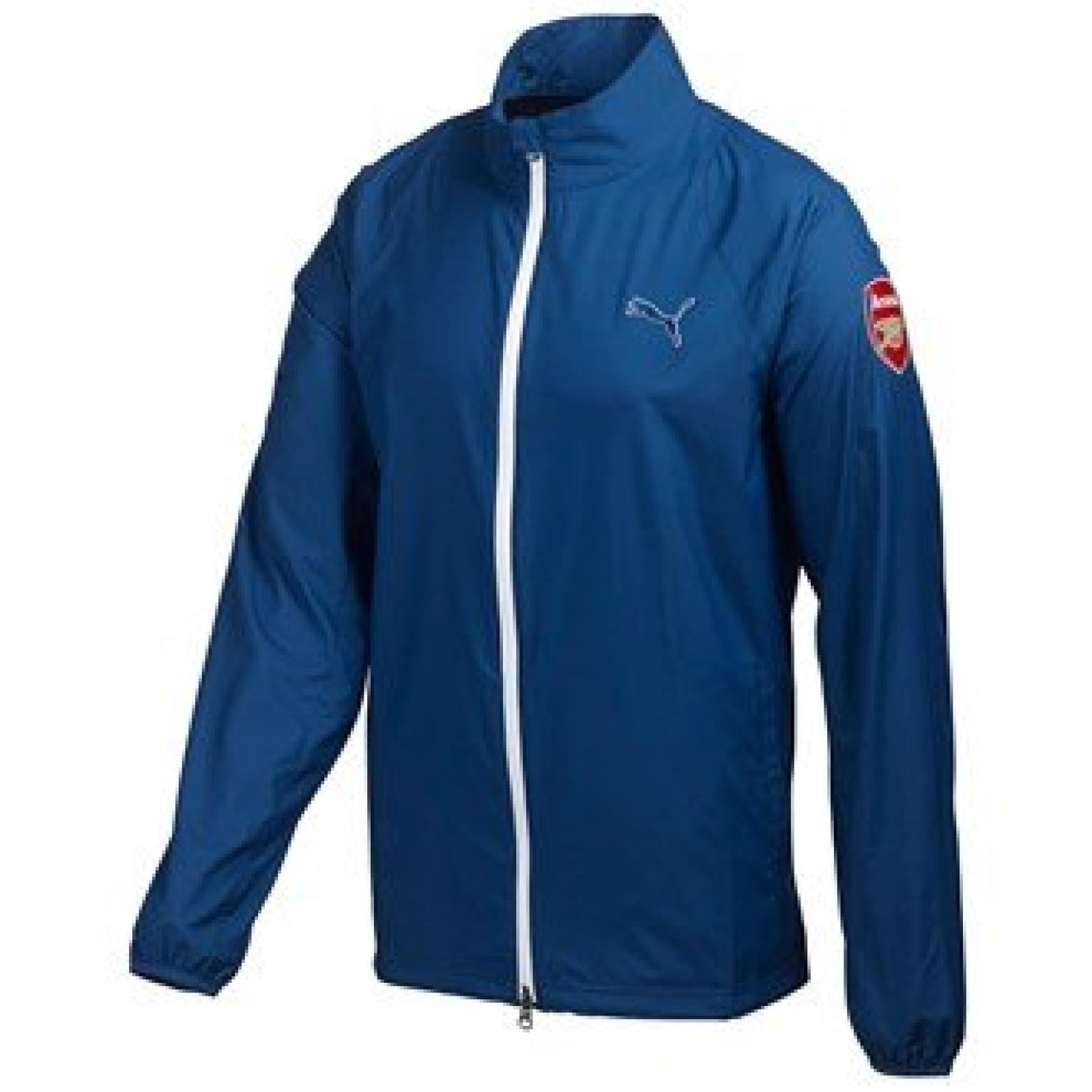Puma AFC Golf Wind Jacket estate blue