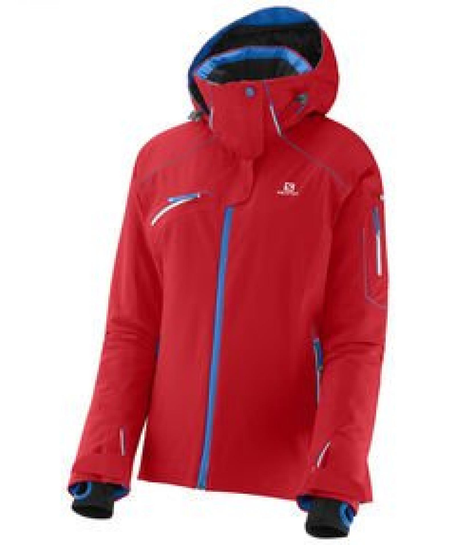 Damen Skijacke Speed Jacket W poppy