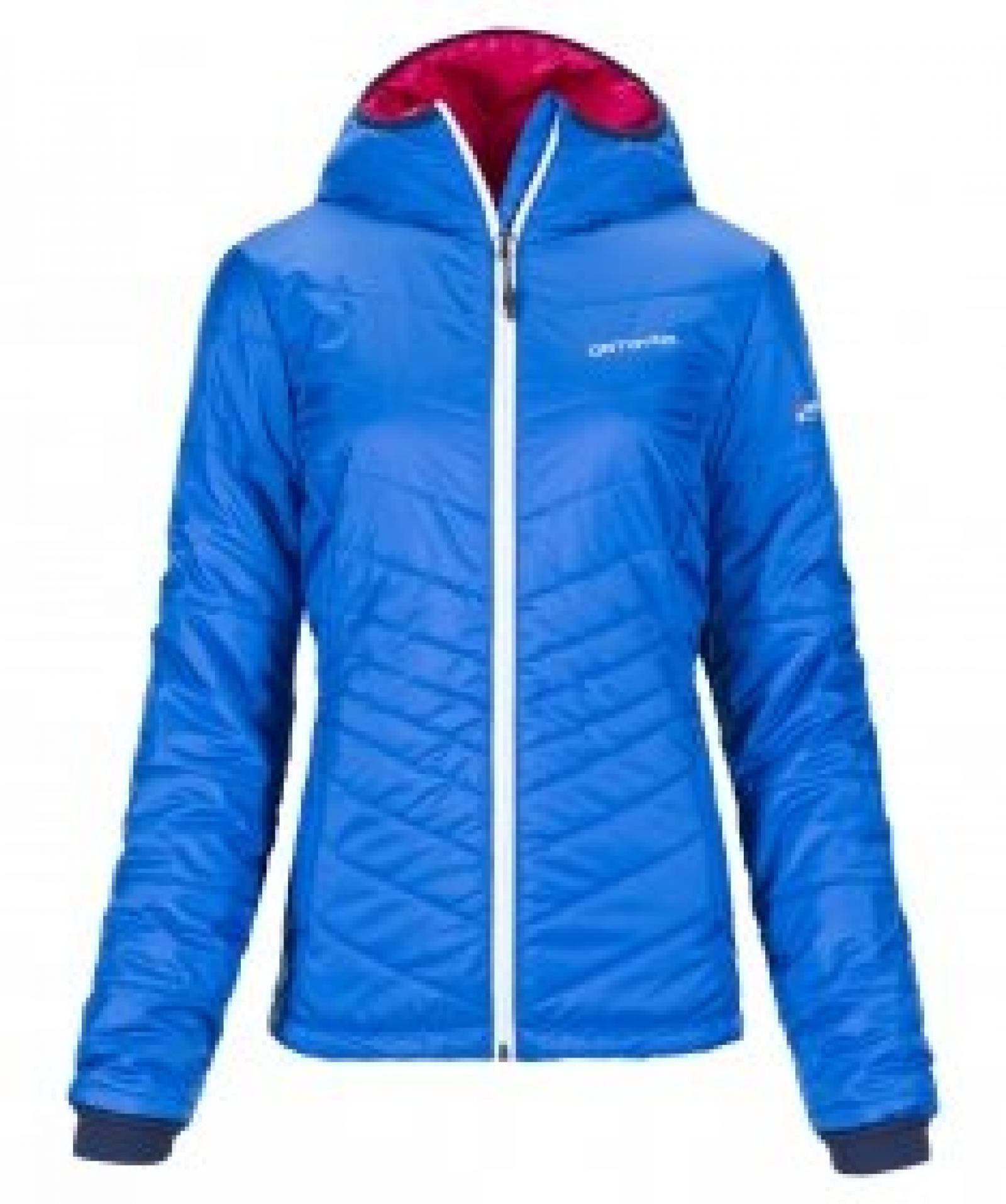 Ortovox Jacket Piz Bernina W blau