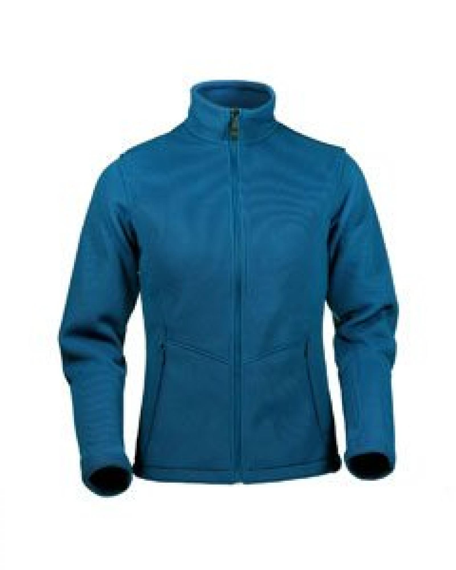 Womens IronWeave Bonded Fleece Jacket GREEN TEA - 3XL