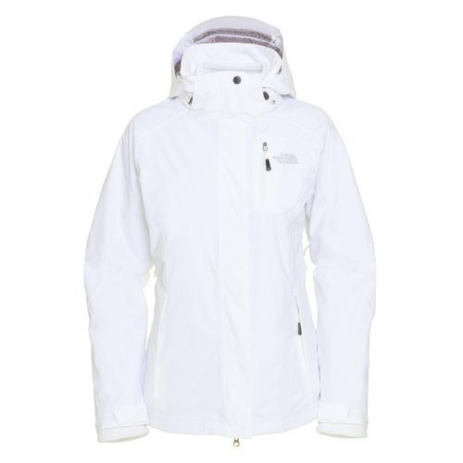 The North Face Women Atlas Triclimate Jacket white