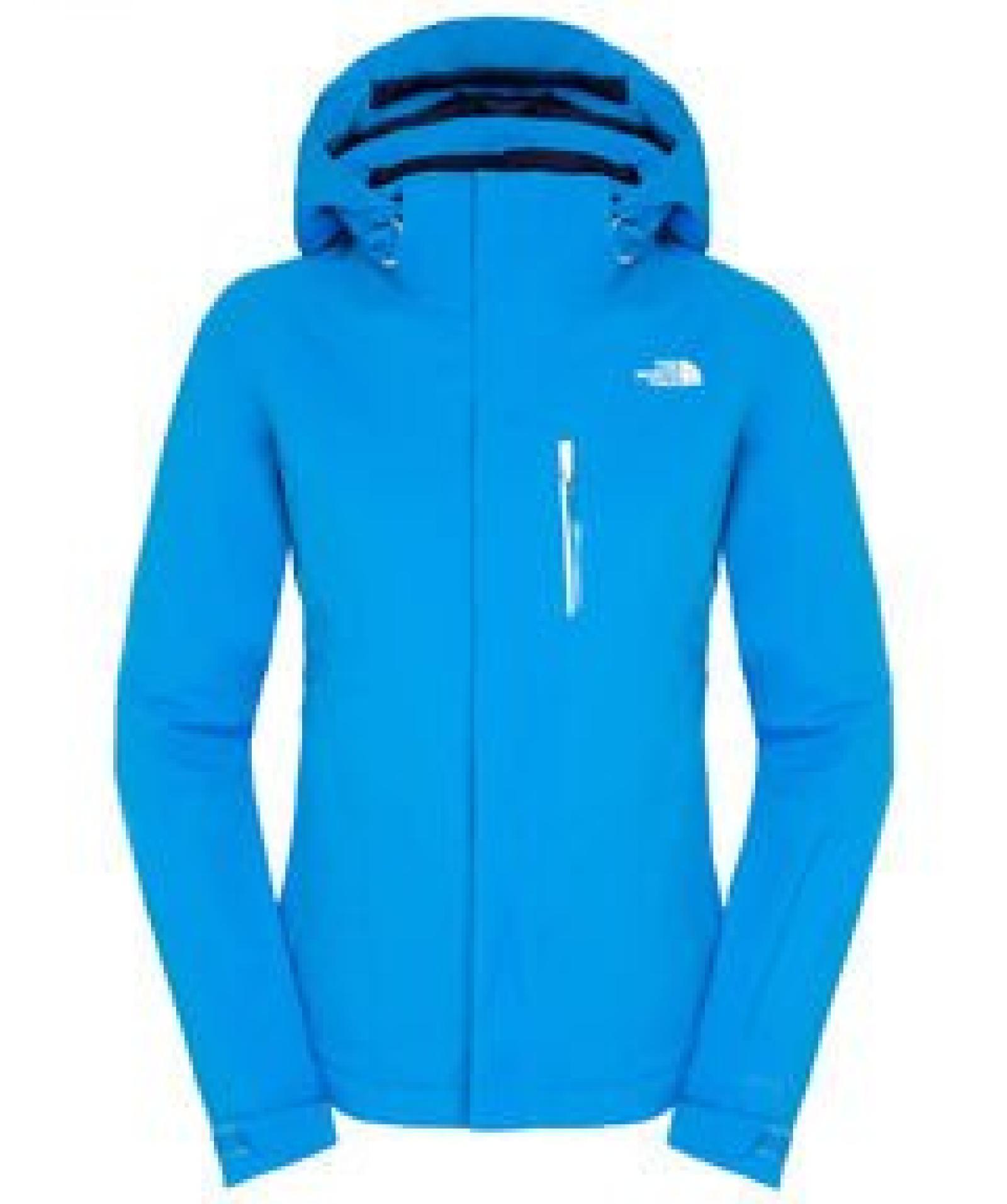 Damen Skijacke Jeppeson blue aster