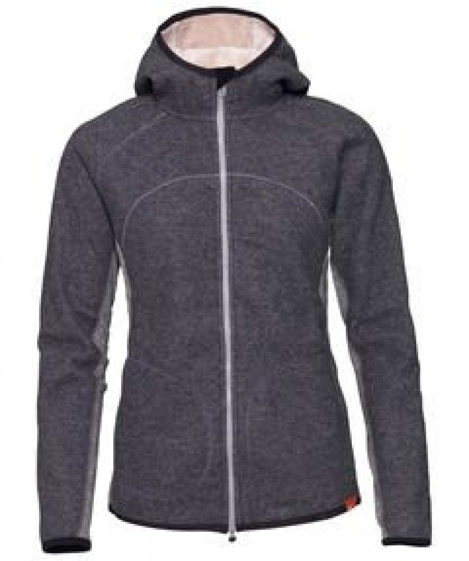Damen Fleecejacke Ladies Mellow Hoody Jacket