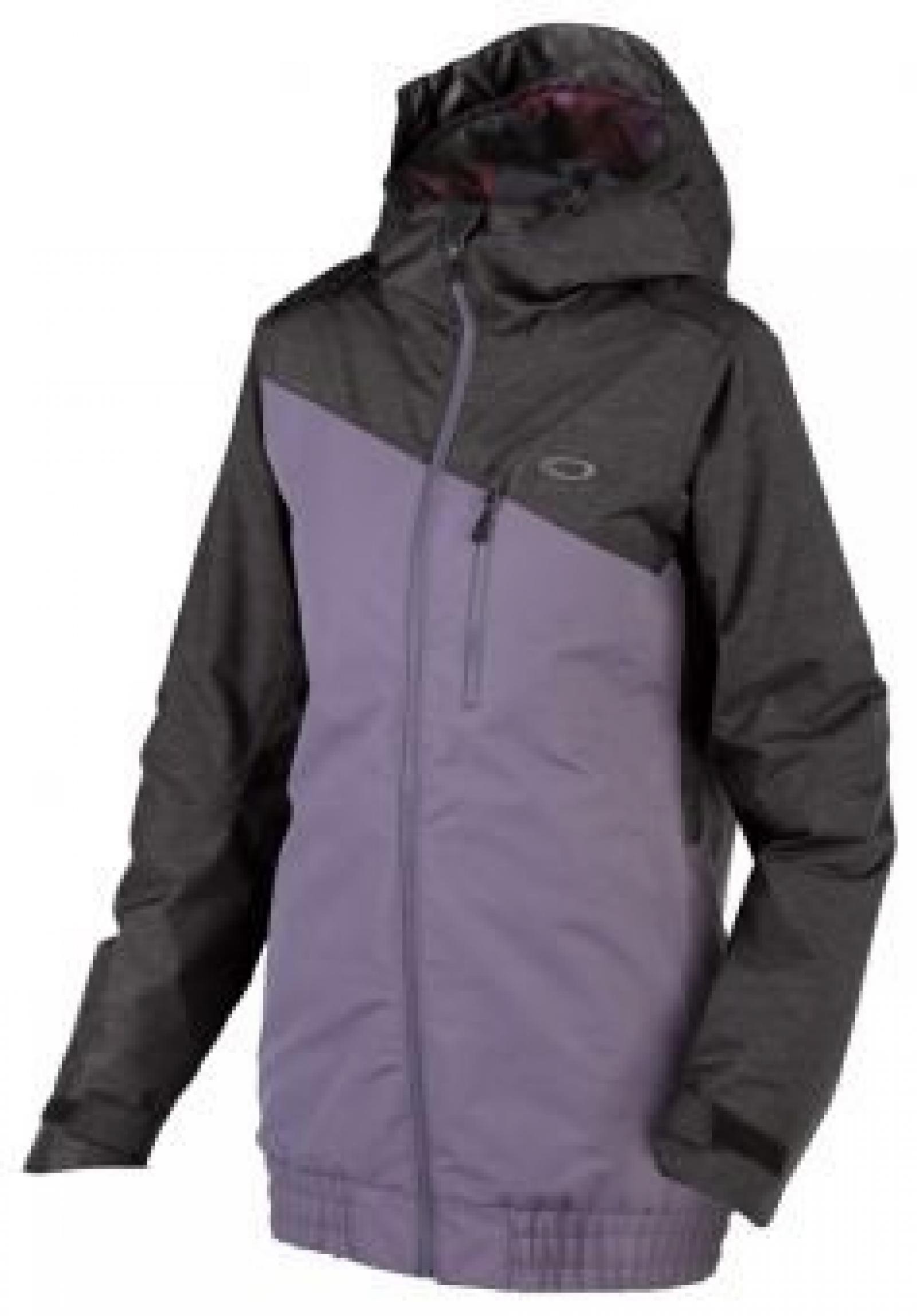 OAKLEY QUEBEC INSULATED Jacke 2015 purple sage