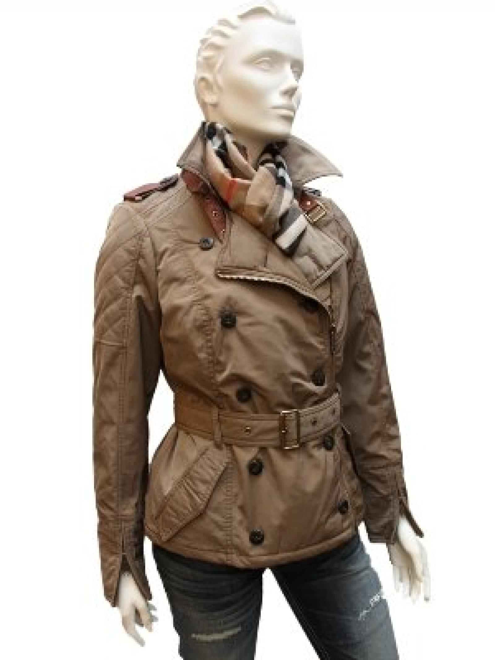 Damen Winter Jacke von Tribeca, Kendra, beige