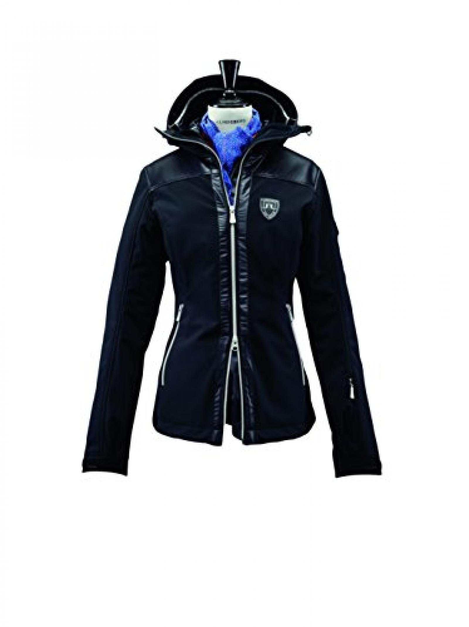 J. Lindeberg, Damen Jacke, Sanford Jacket Softshell - Black