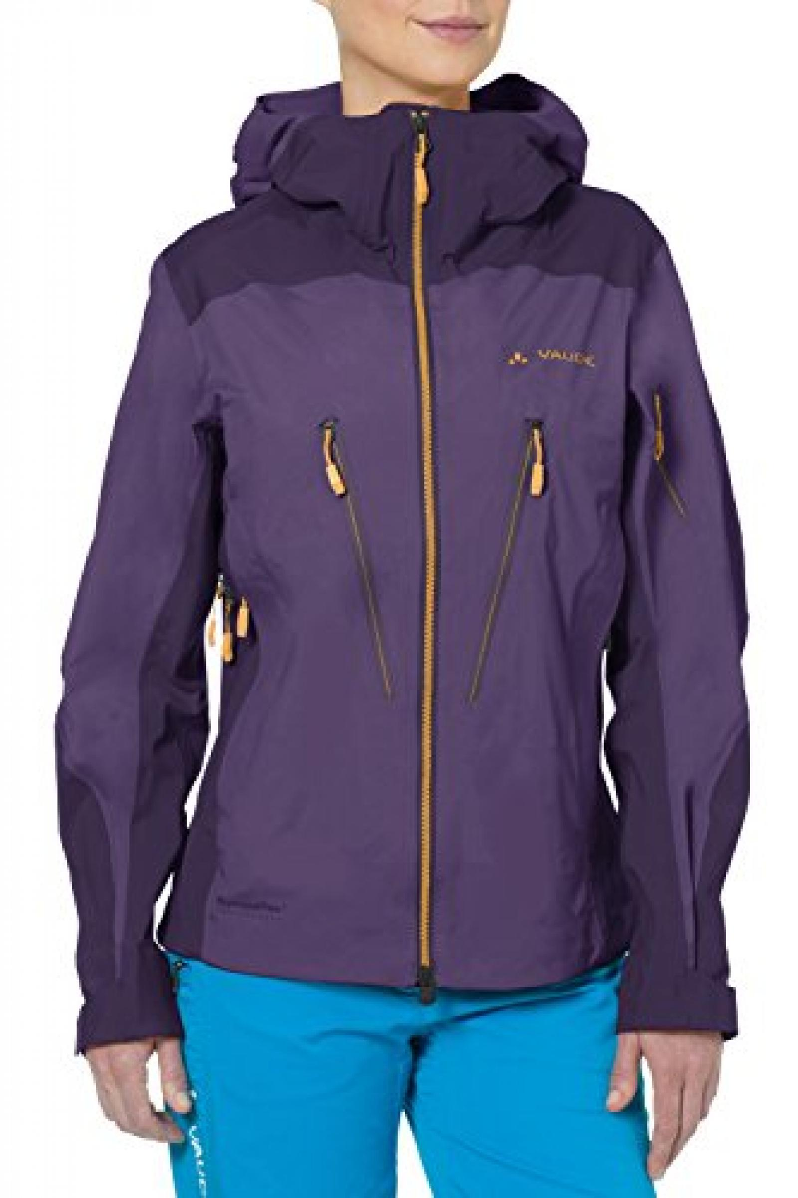 VAUDE Damen Jacke Womens Aletsch Jacket III