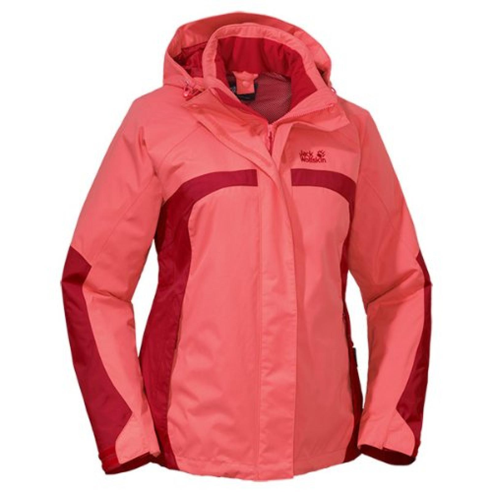 Jack Wolfskin Damen Wetterschutzjacke Topaz II Jacket Women