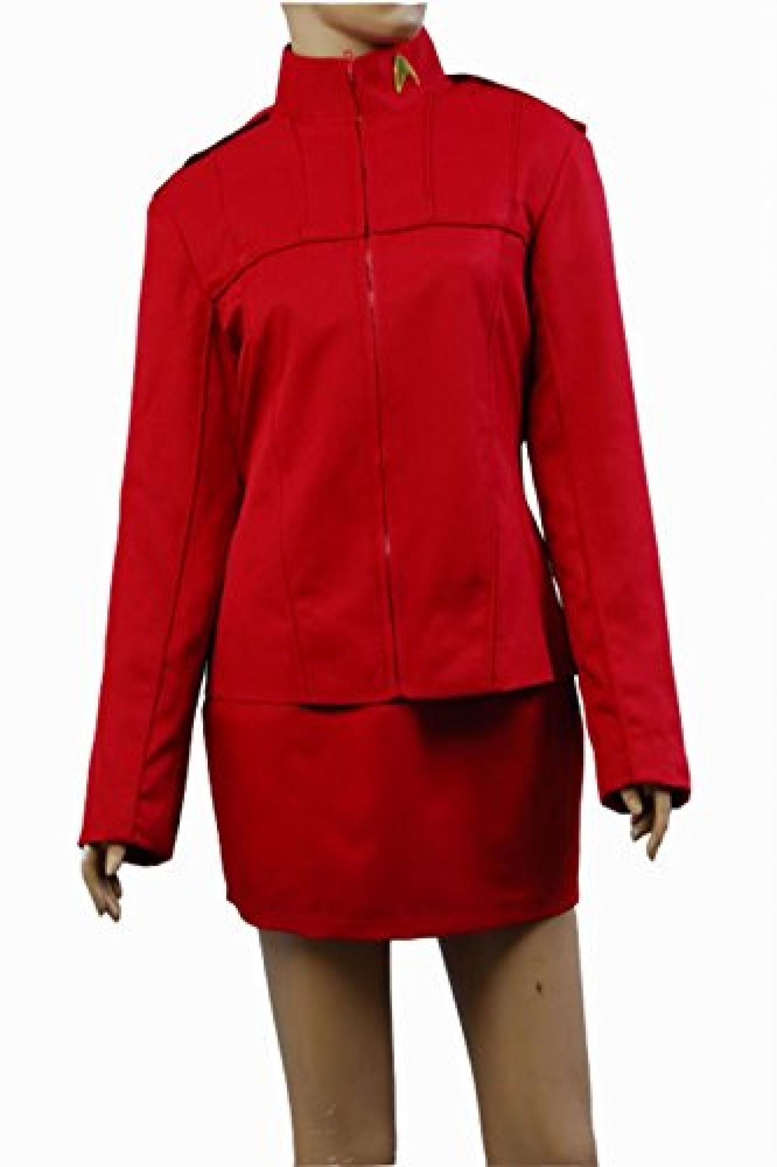 Star Trek 2009 Movie Uhuras cadet uniform Cosplay Kostuem
