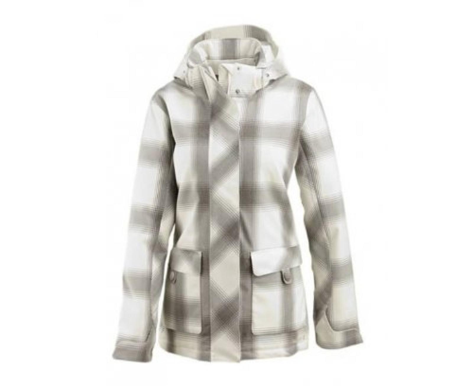 Merrell Geneva Snow Jacket - Undyed Plaid