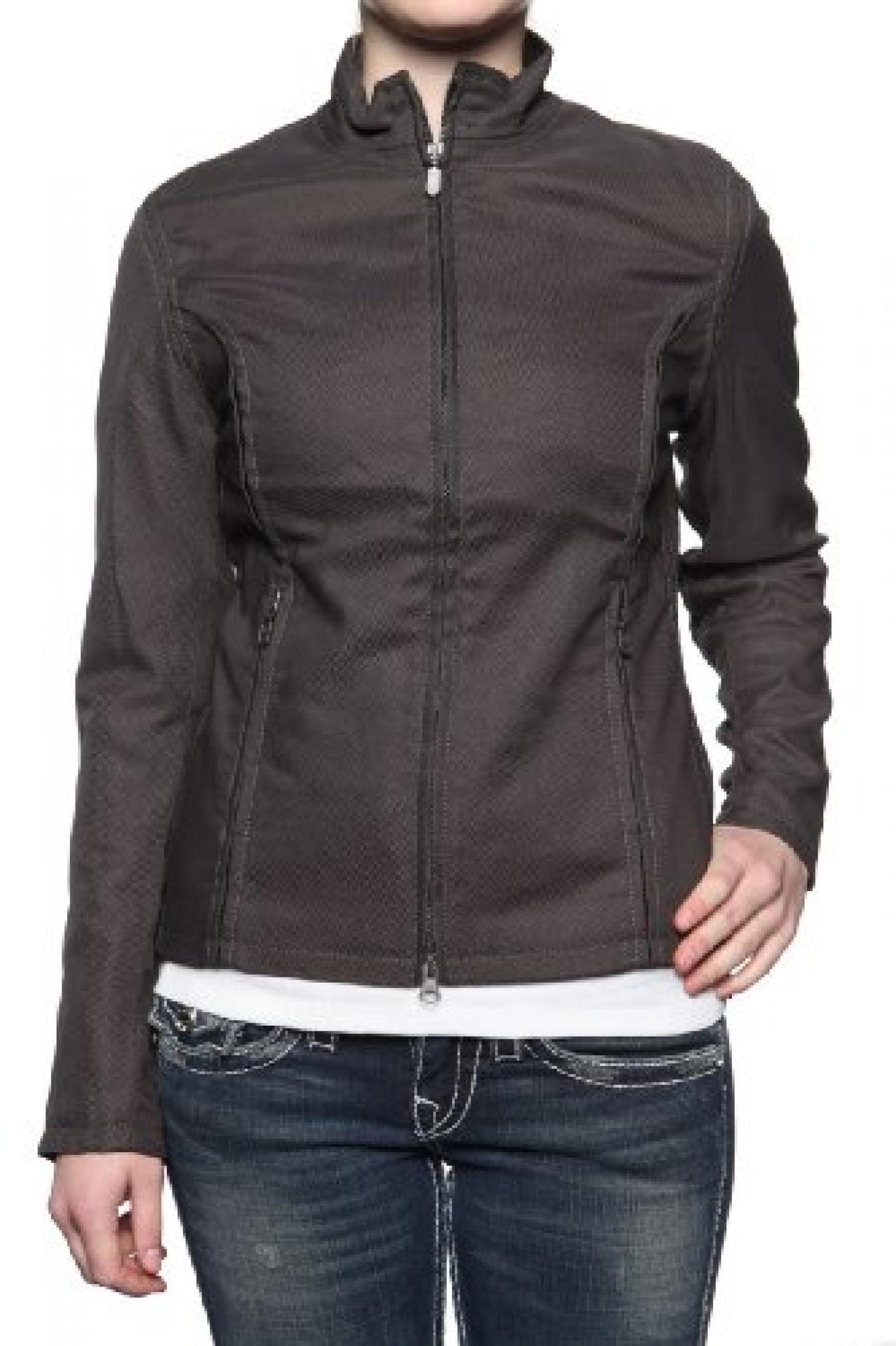 Belstaff Damen Jacke ATTAKER, Farbe: Dunkelgruen