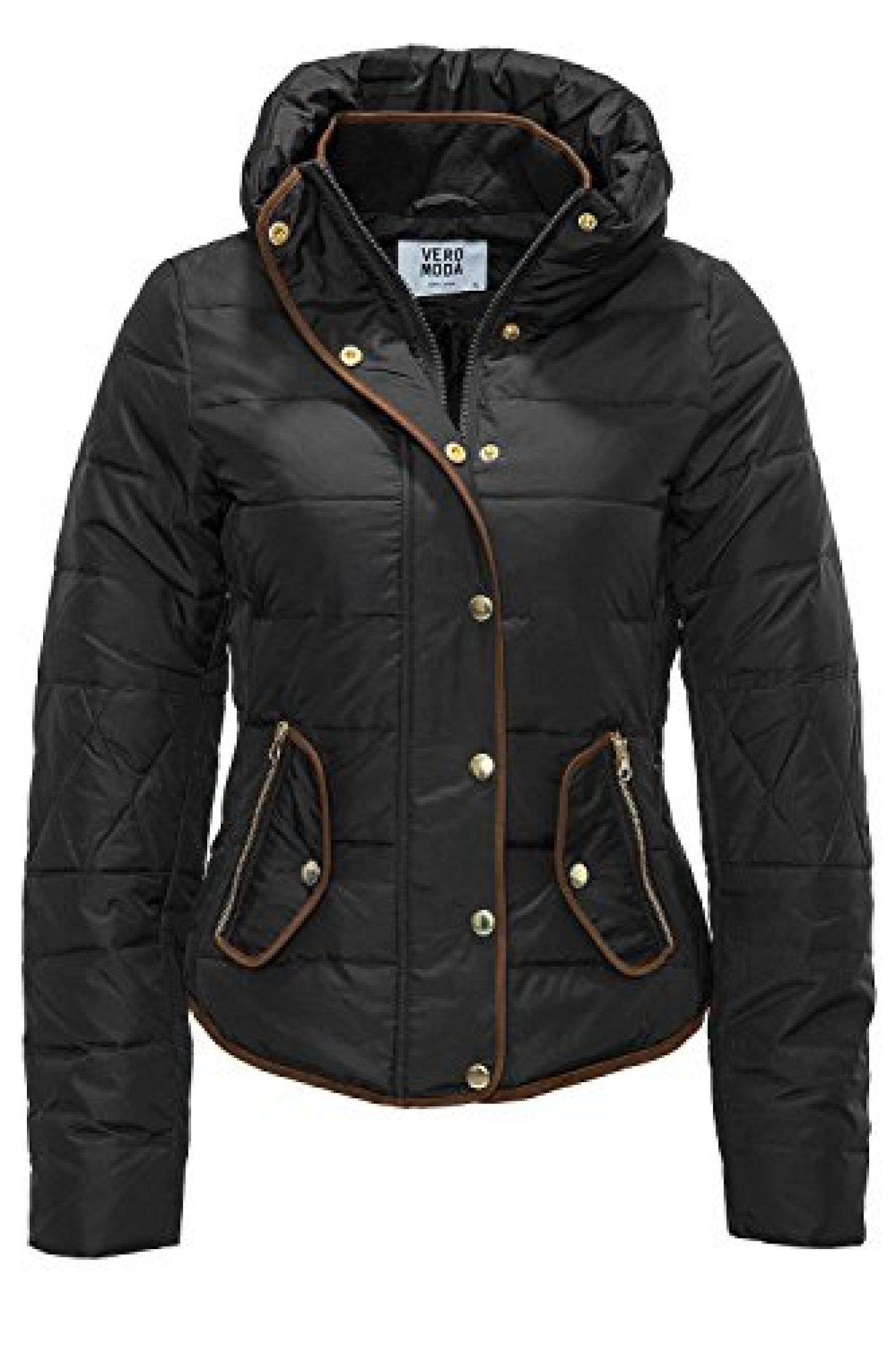 Vero Moda Damen Daunenjacke Jacket in 4 Farben