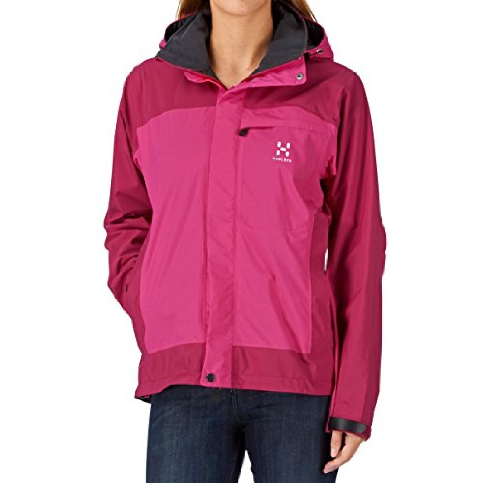 Haglofs Orion Ii Q Jacket - Cosmic Pink/volcanic Pink