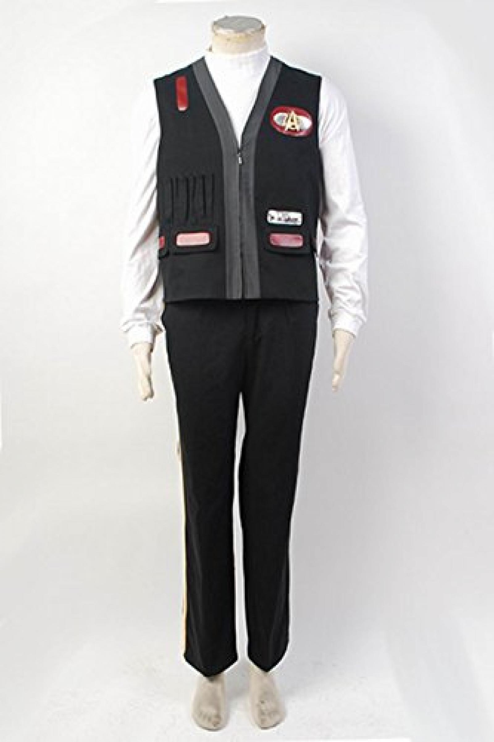 Star Trek III-V Scotty Engineering Shirt Vest Pants Kostuem
