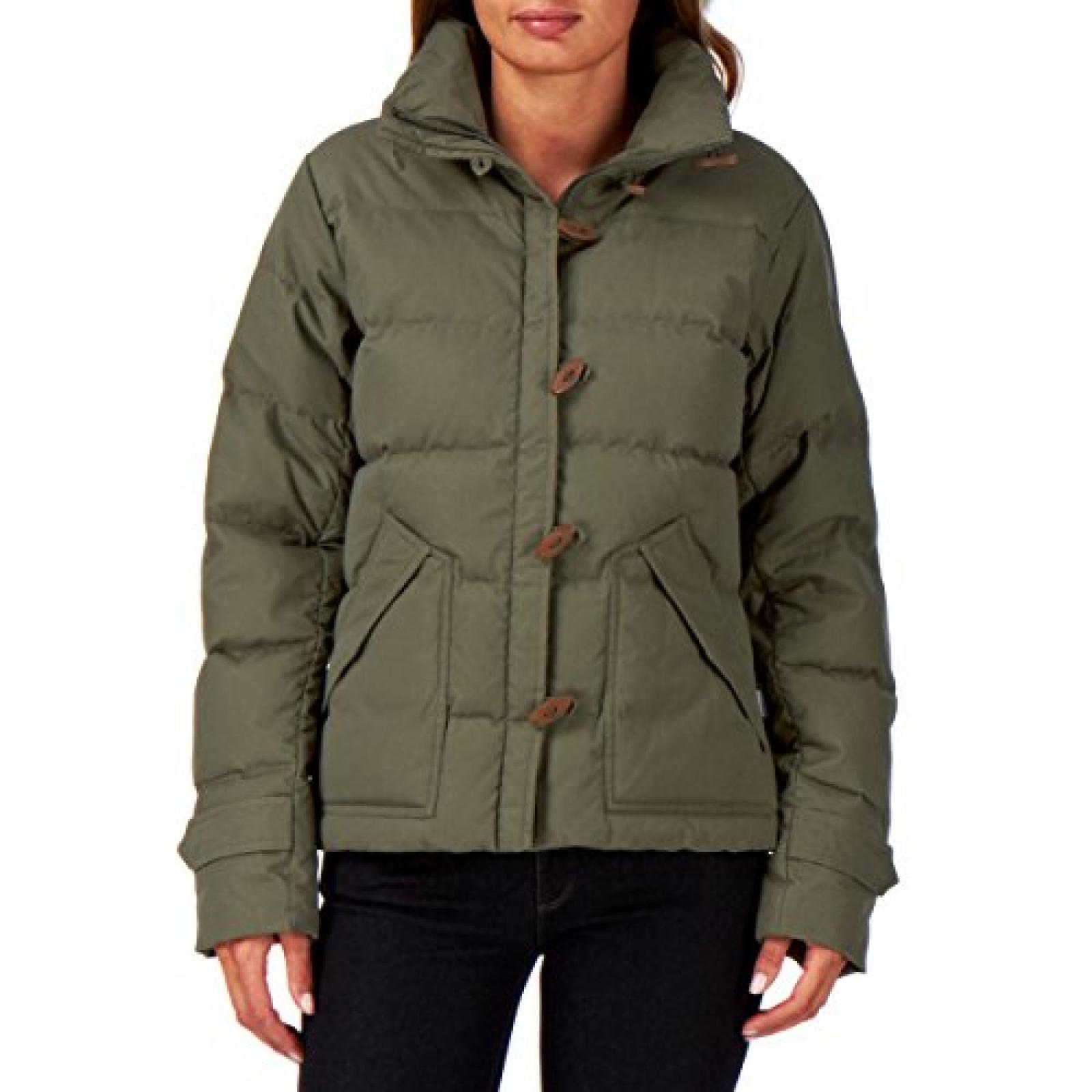 Patagonia Toggle Down Jacket - Fatigue Green