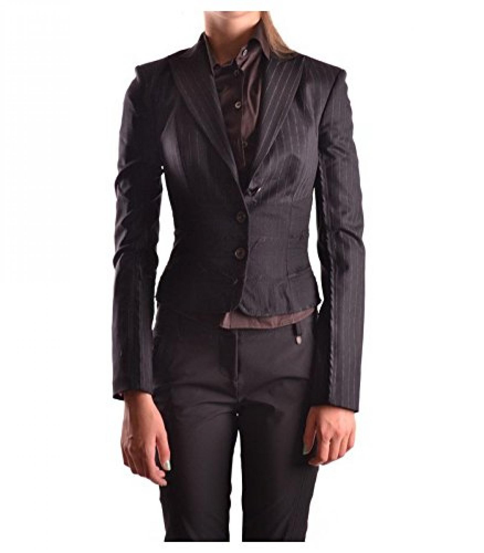 John richmond jacket ancv133 40 black