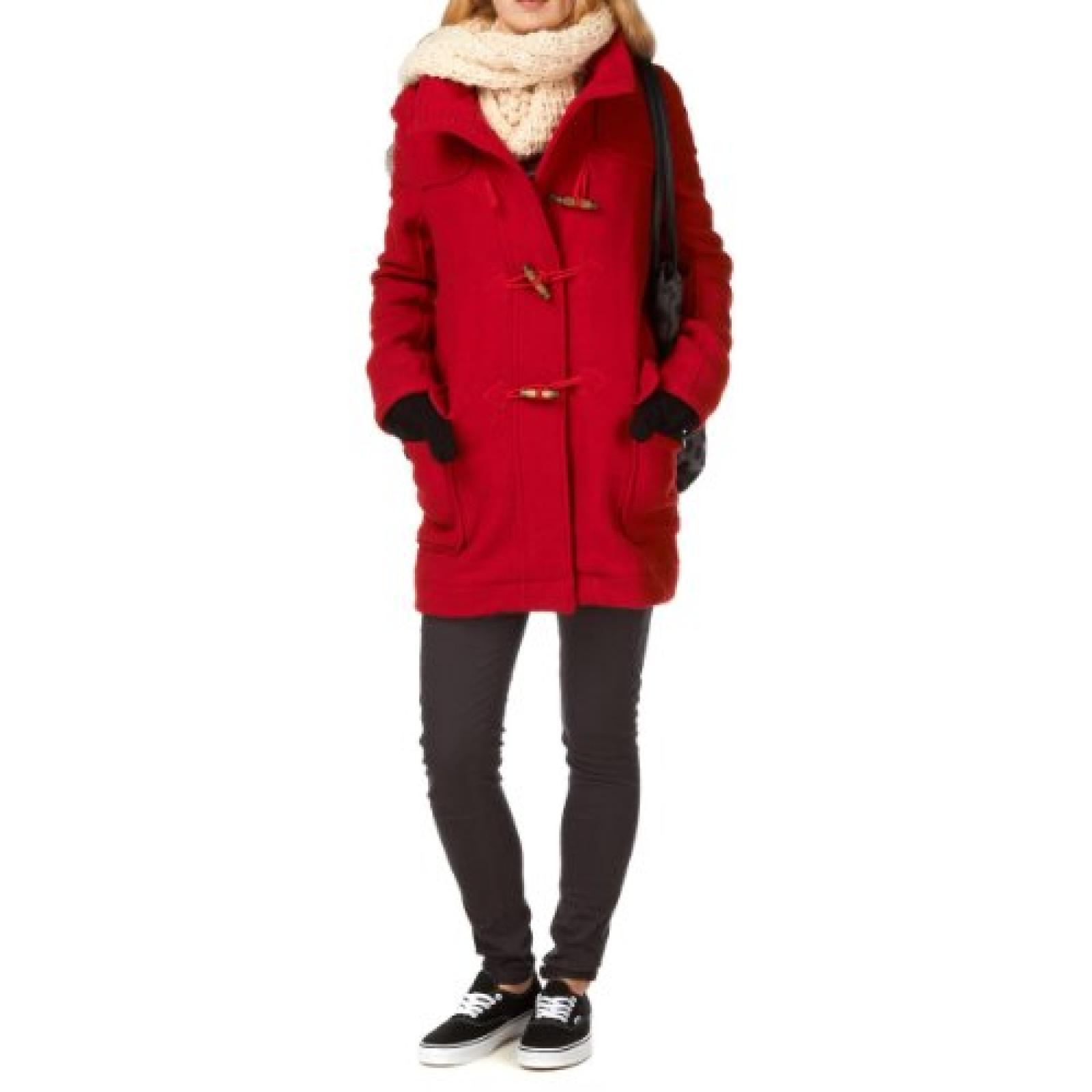 Roxy Yesterday Jacket - Lipstick Red