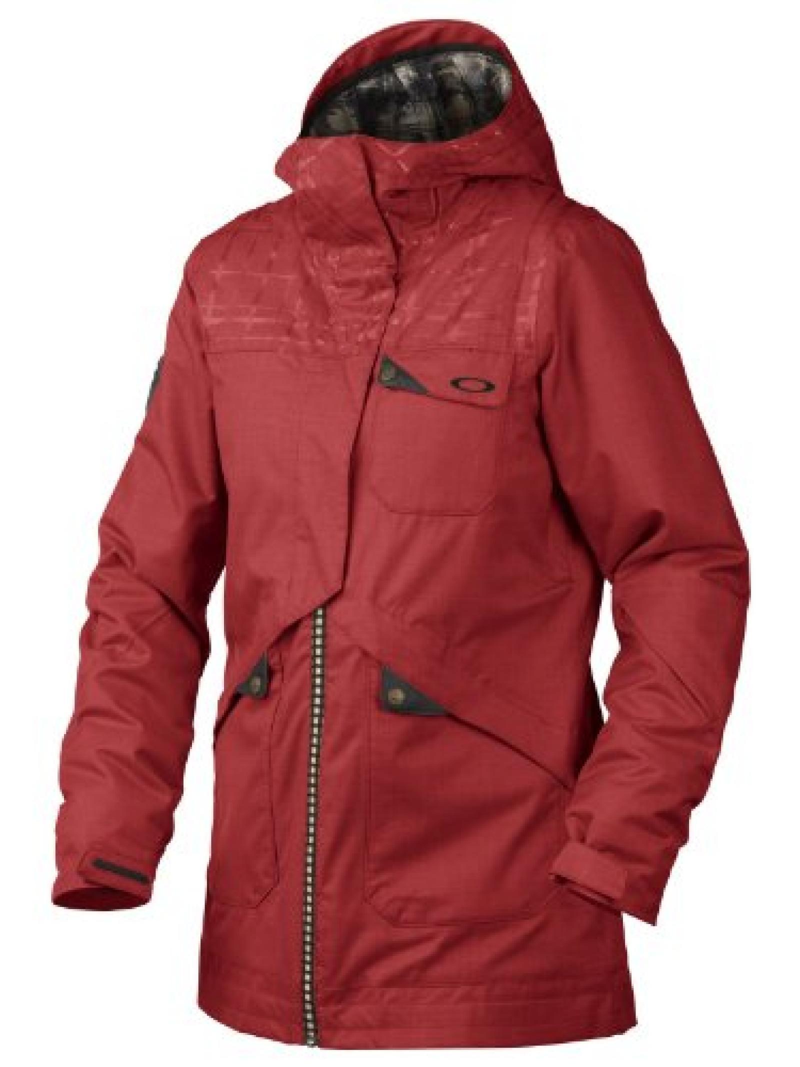 Damen Snowboard Jacke Oakley Village Jacket