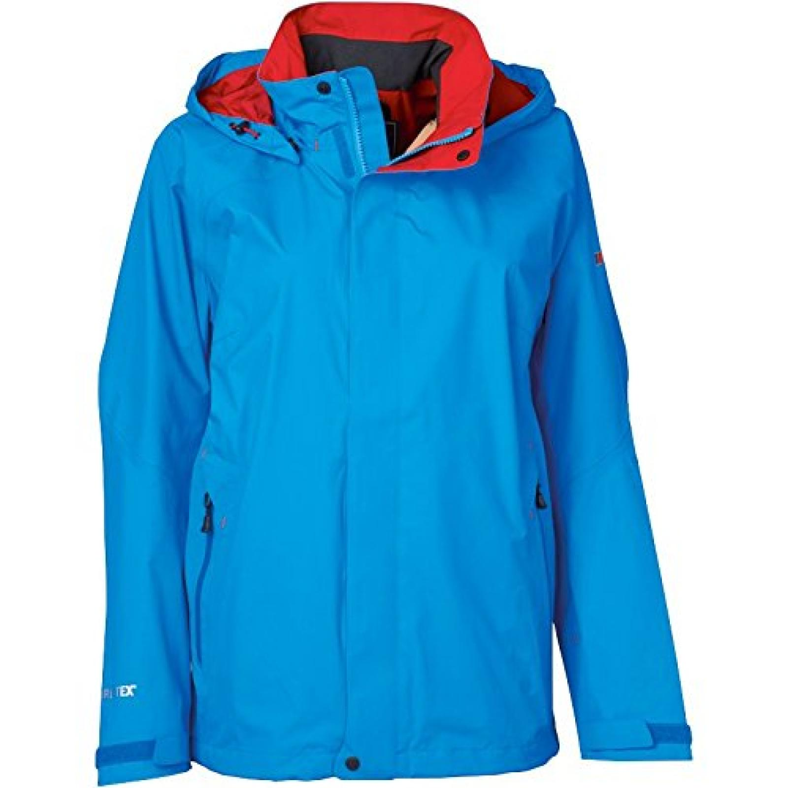 Blau/Rot Berghaus Damen Bowfell Gore-Tex Shell Jacke Blau