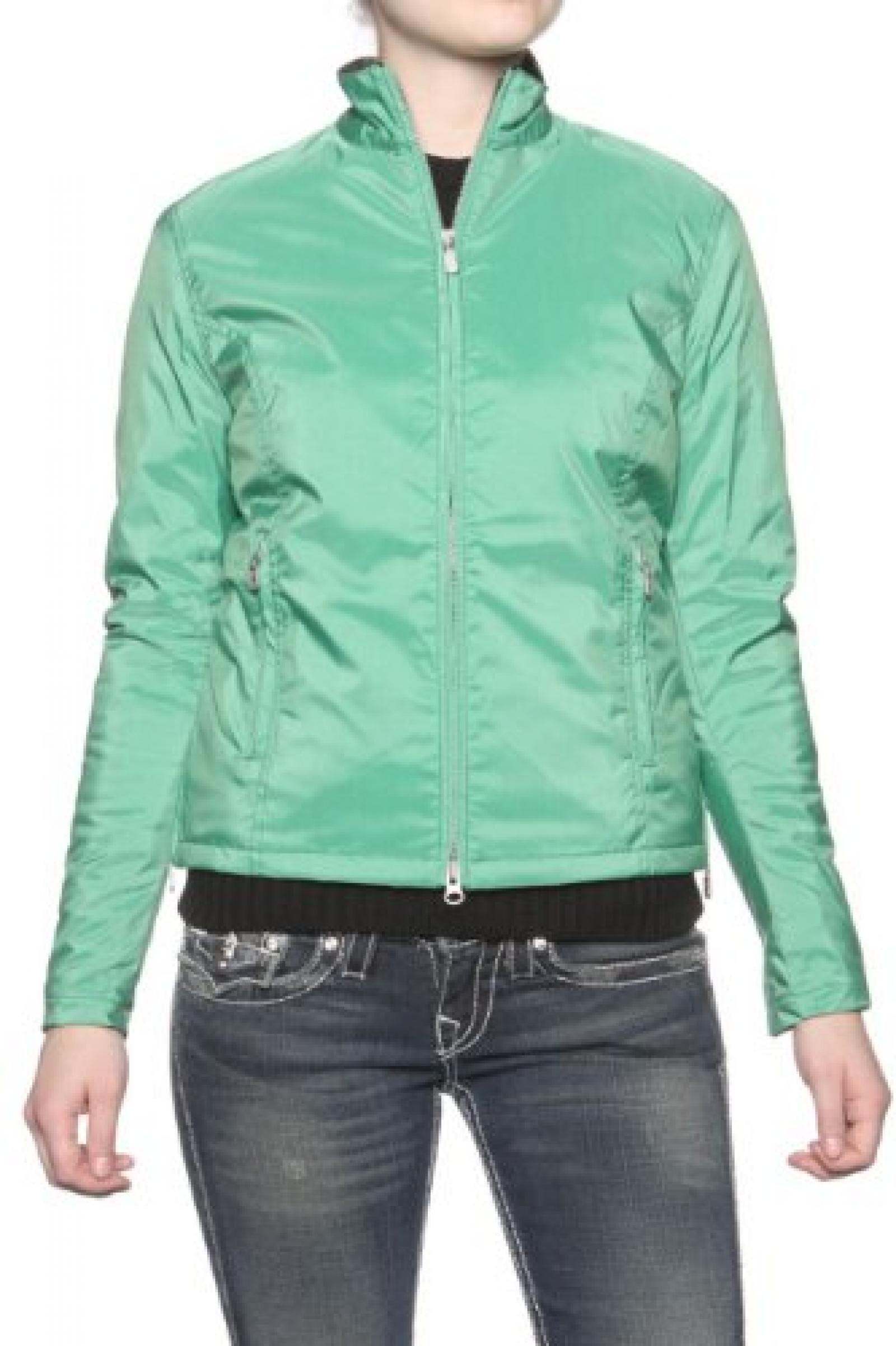 Belstaff Damen Jacke Blouson-Jacke NEW PIRAT, Farbe: Gruen