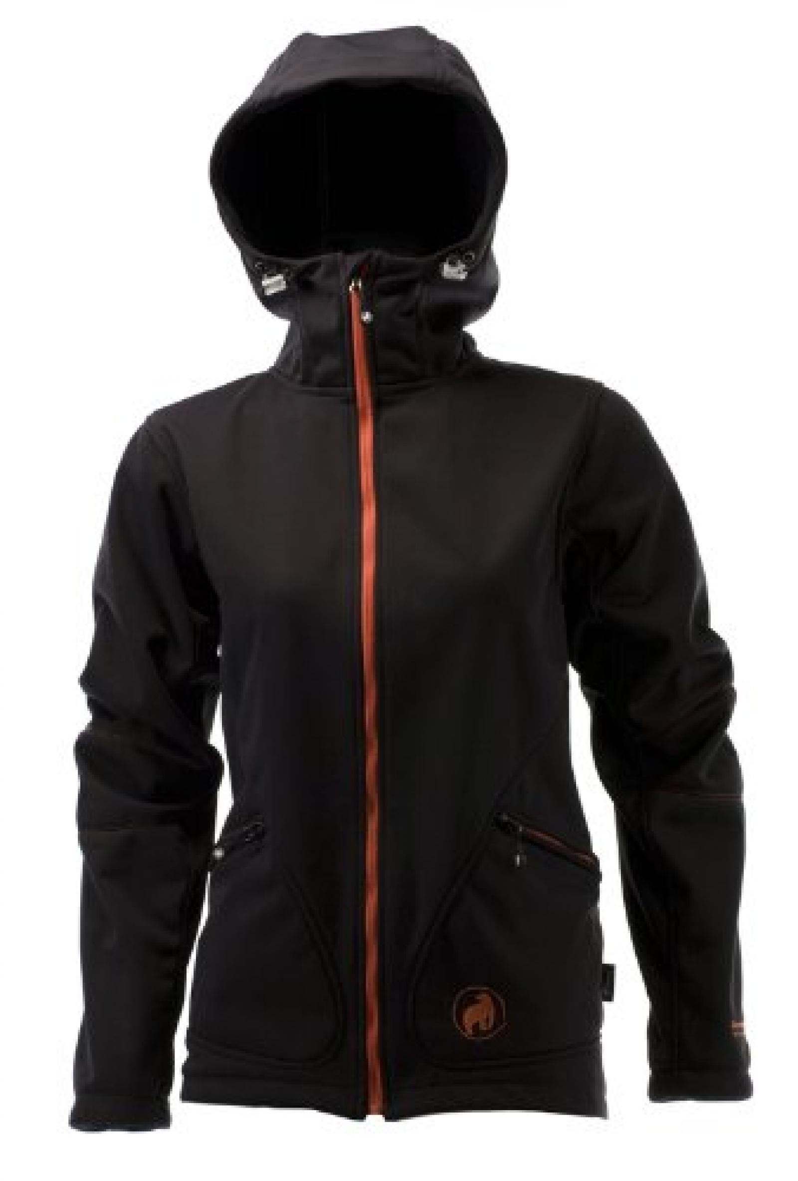 Local Softshell Jacket Women Berry black 2012