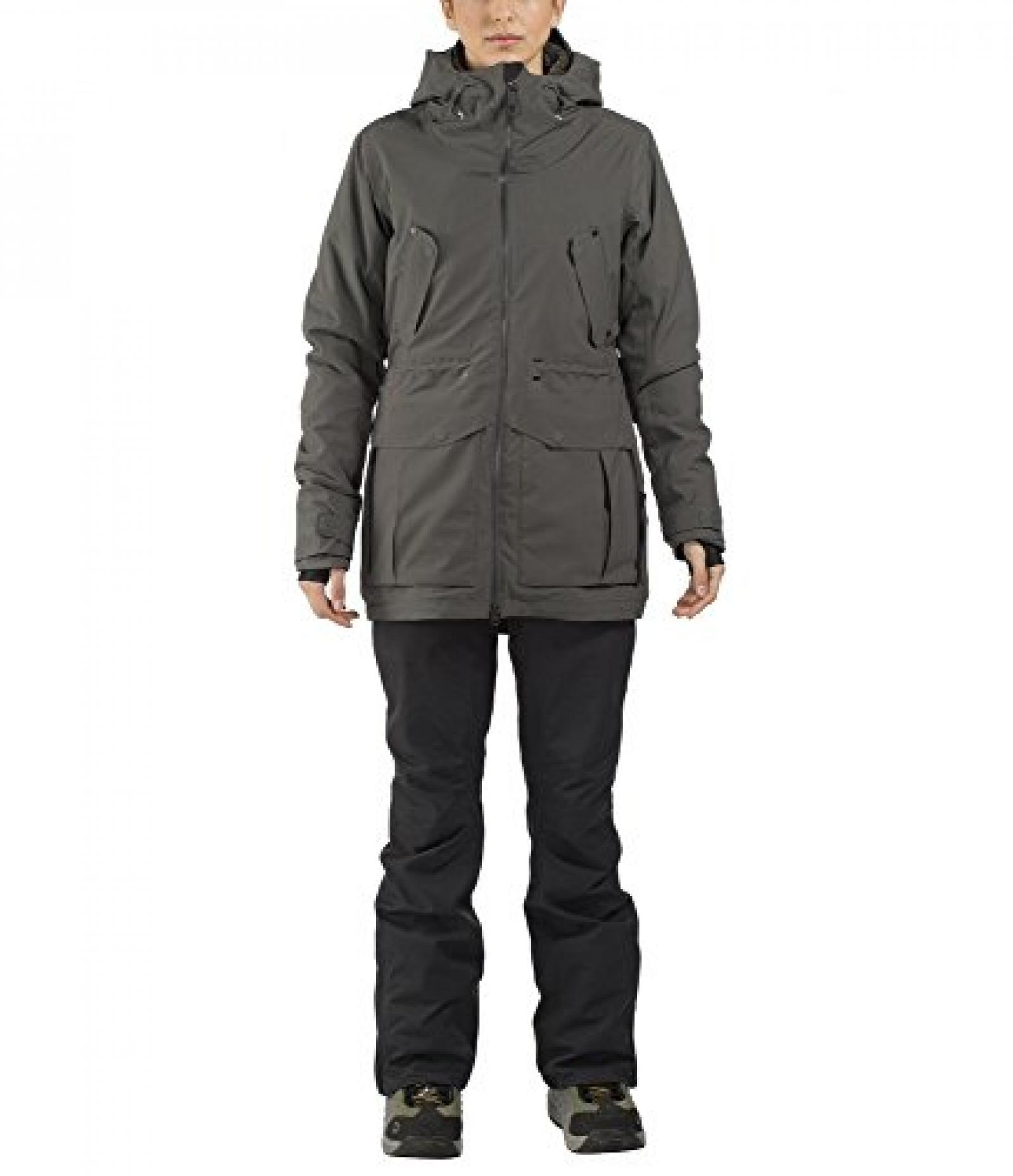 Bench Ice Surface Jacket - Dark Shadow