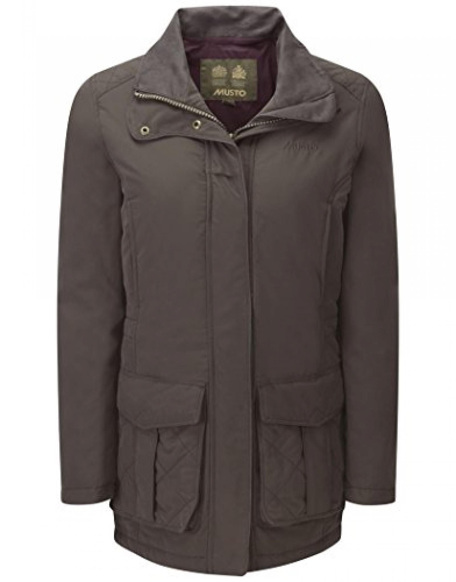 Musto Ladies? Sedgemoor Jacket ? Rich Brown