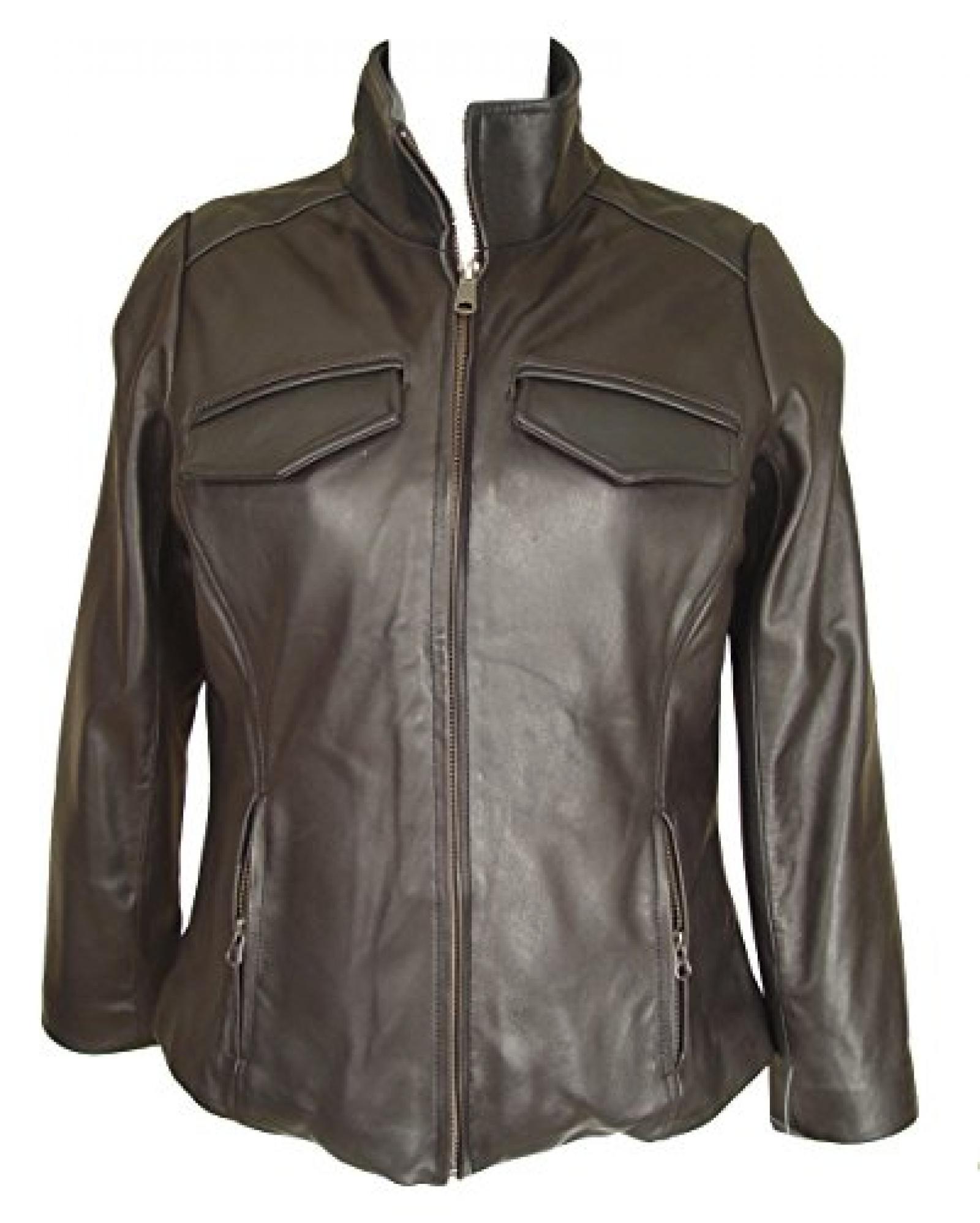Nettailor FREE tailoring Women 4082 Leather Jacket