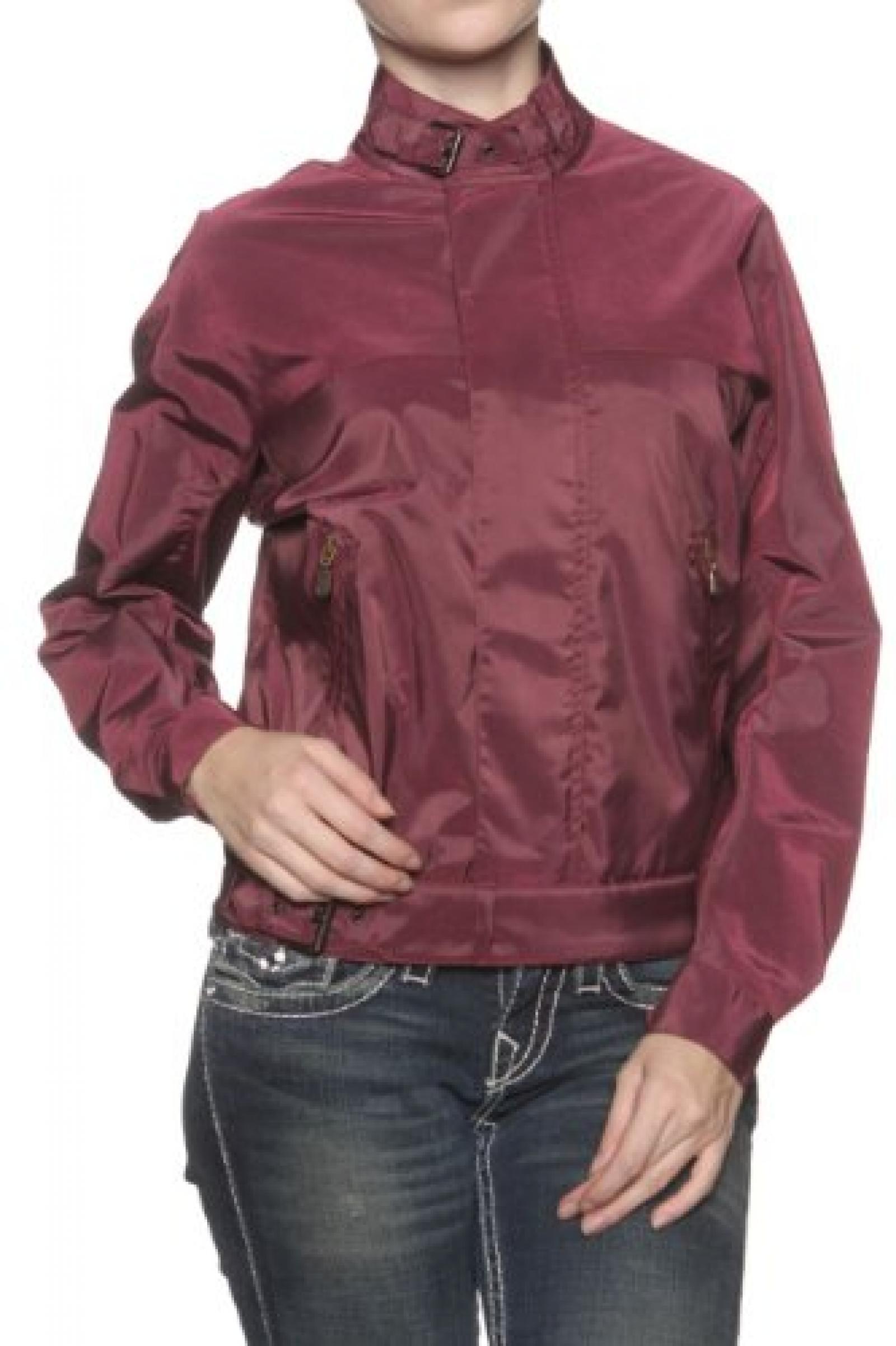 Belstaff Damen Jacke Blouson-Jacke PIRAT SUMMER, Farbe: Dunkellila