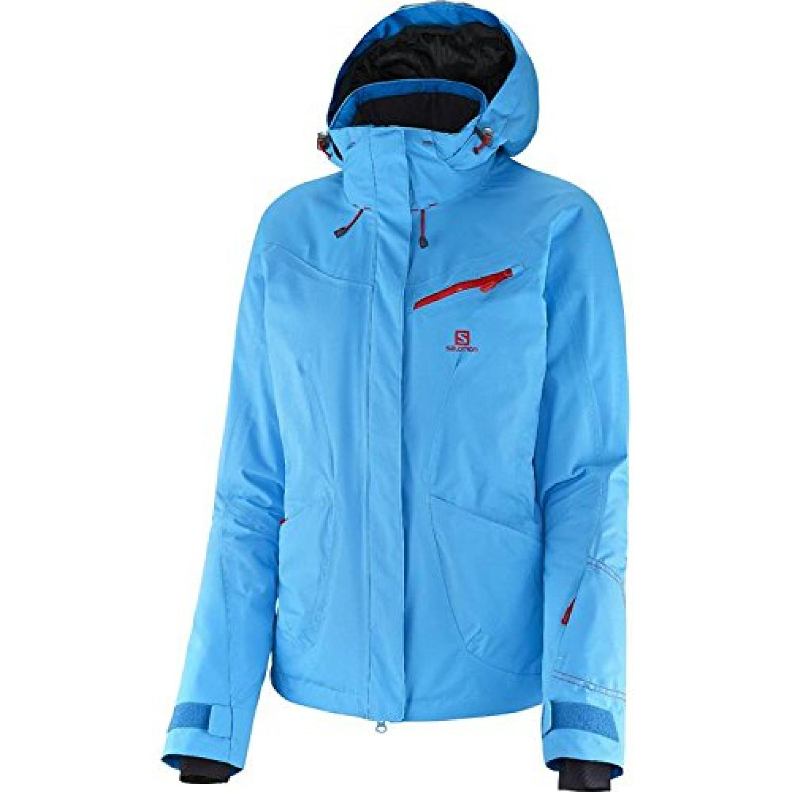 SALOMON Jacke FANTASY JACKET W BLUE LINE L36382800