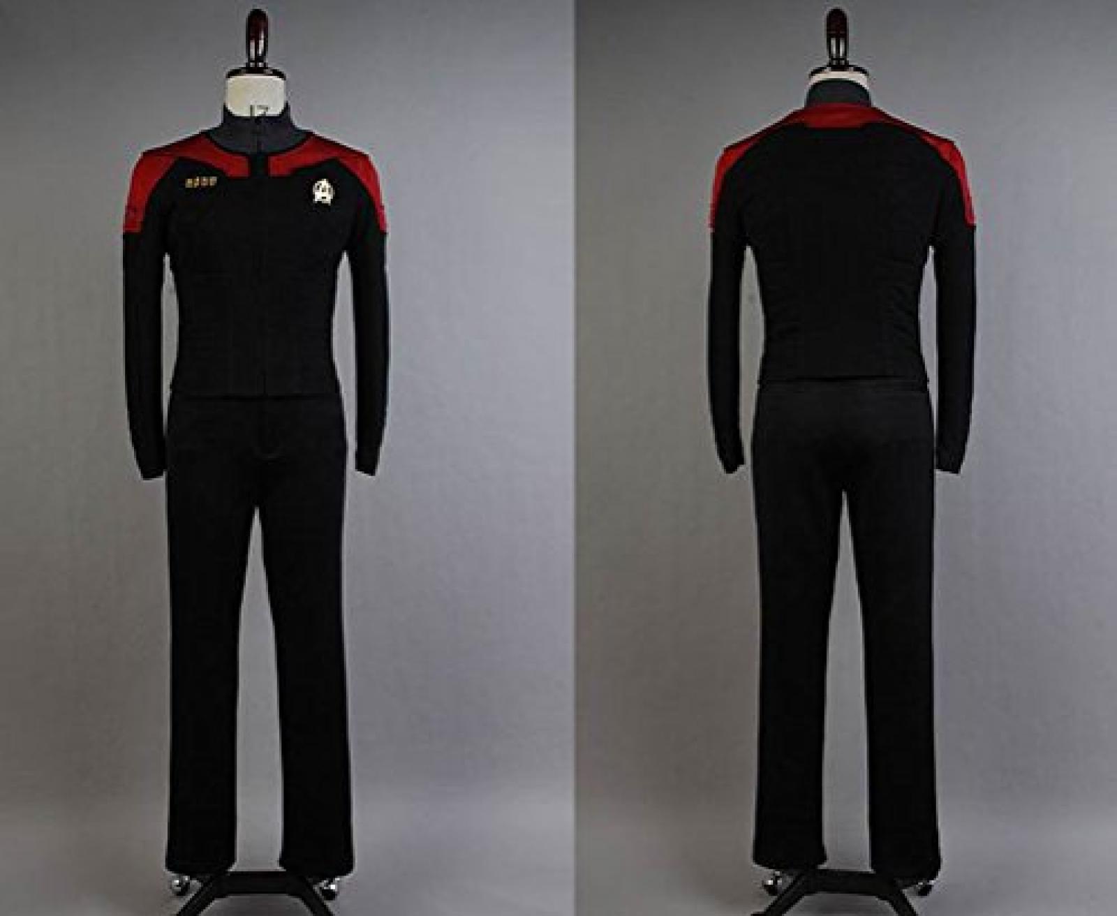 Star Trek Online Final Decision Uniform Kostuem New