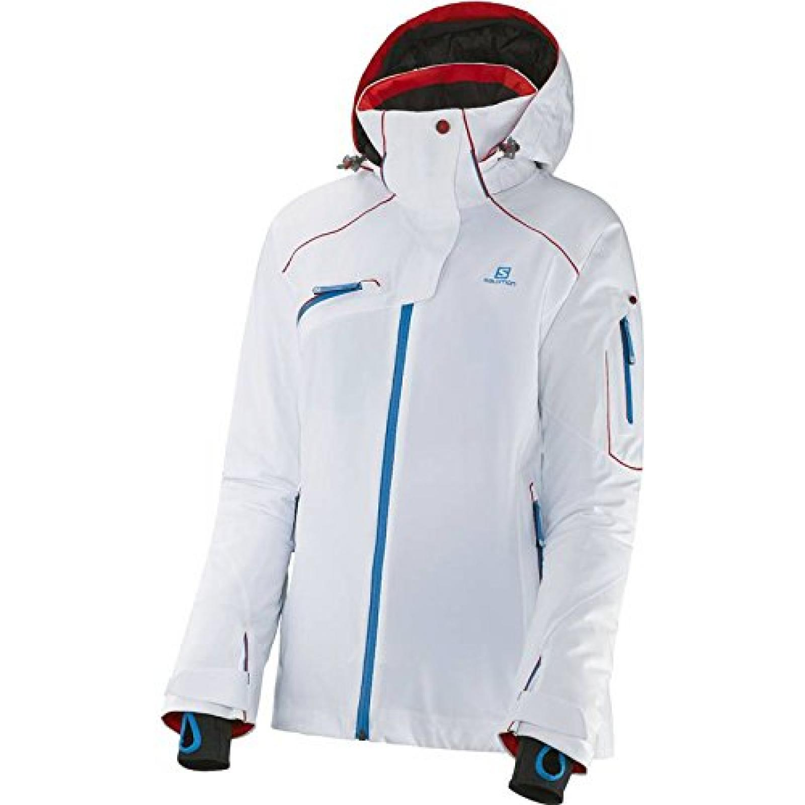 Salomon Speed Snow Jacket - White