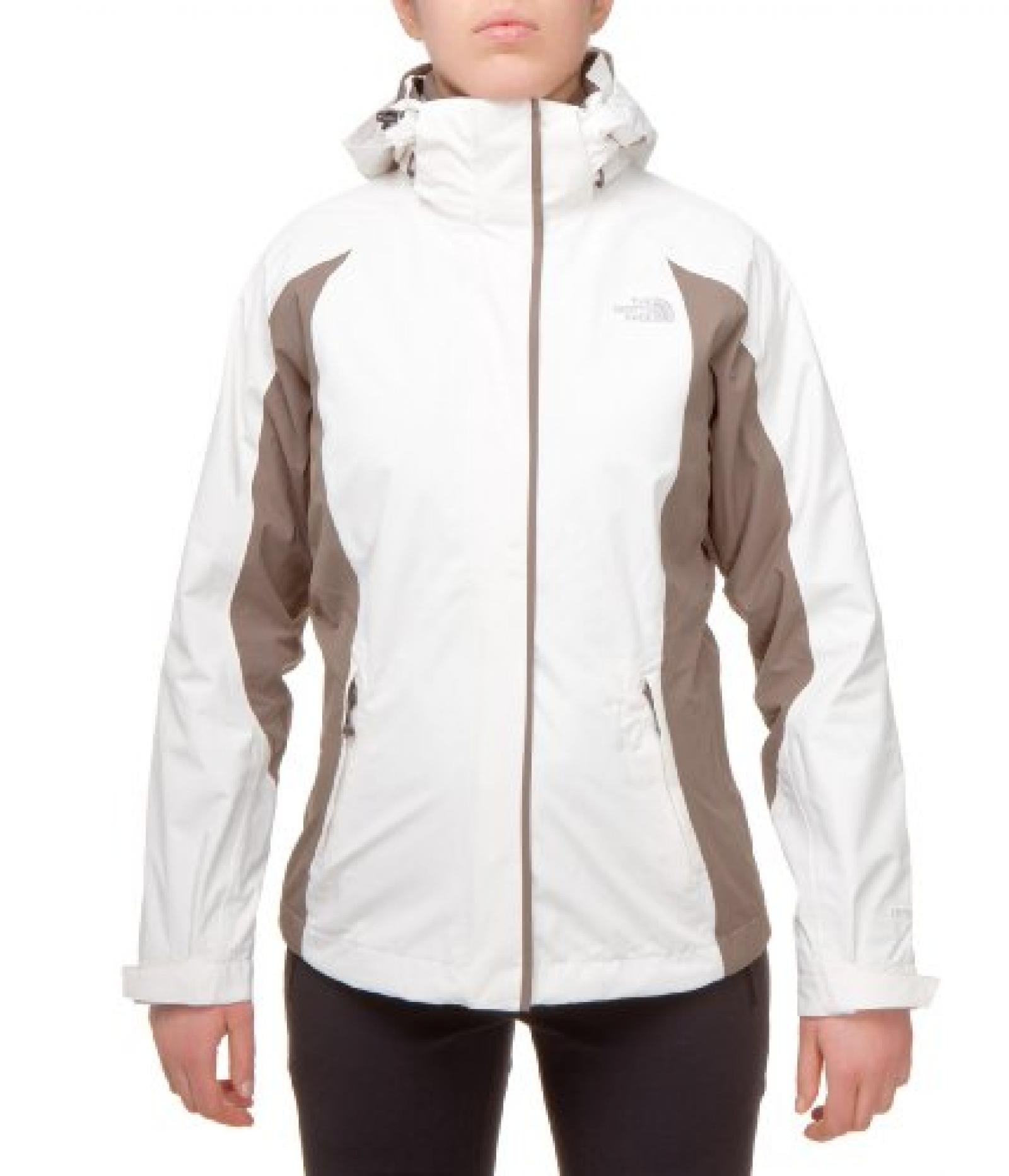 The North Face W Nadir Triclimate Parka Vaporous Grey
