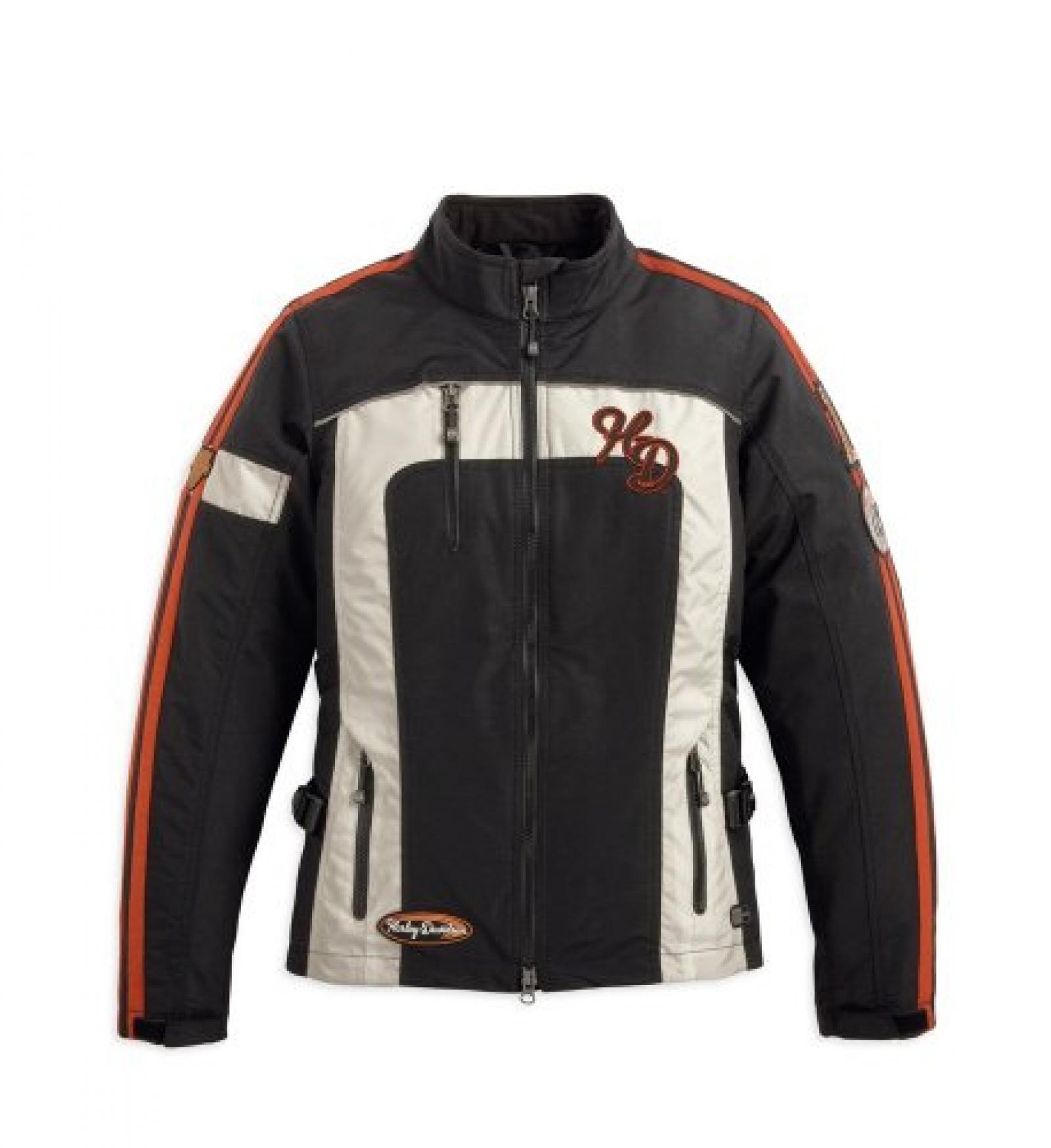 Harley-Davidson Avalon RCS Waterproof Functional Jacket 97581-14VW Damen Outerwear
