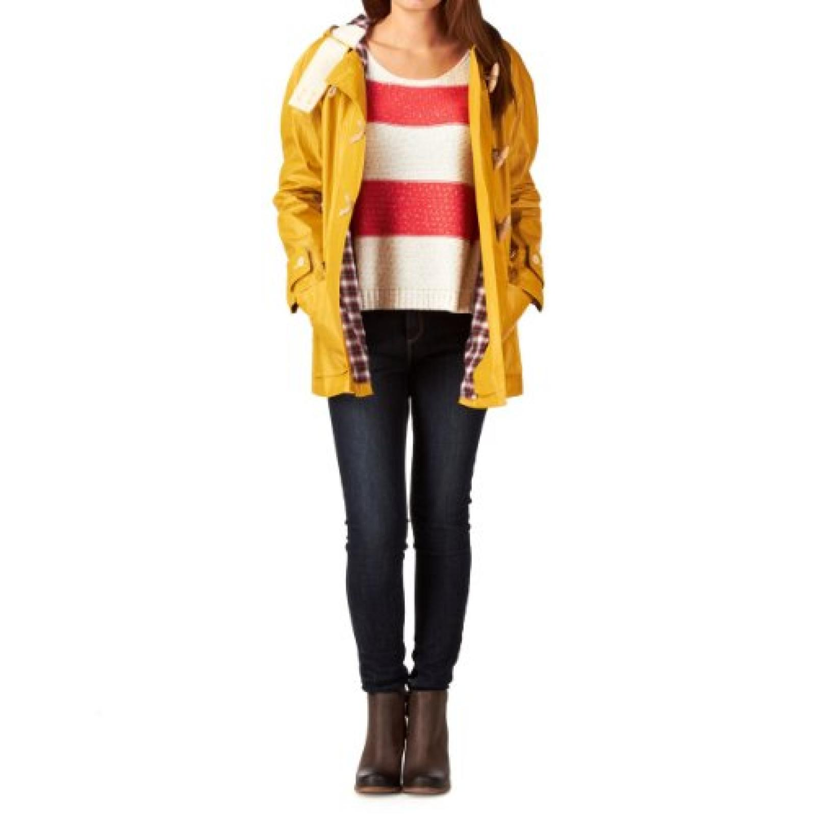 Gloverall Duffle Jacket - Yellow