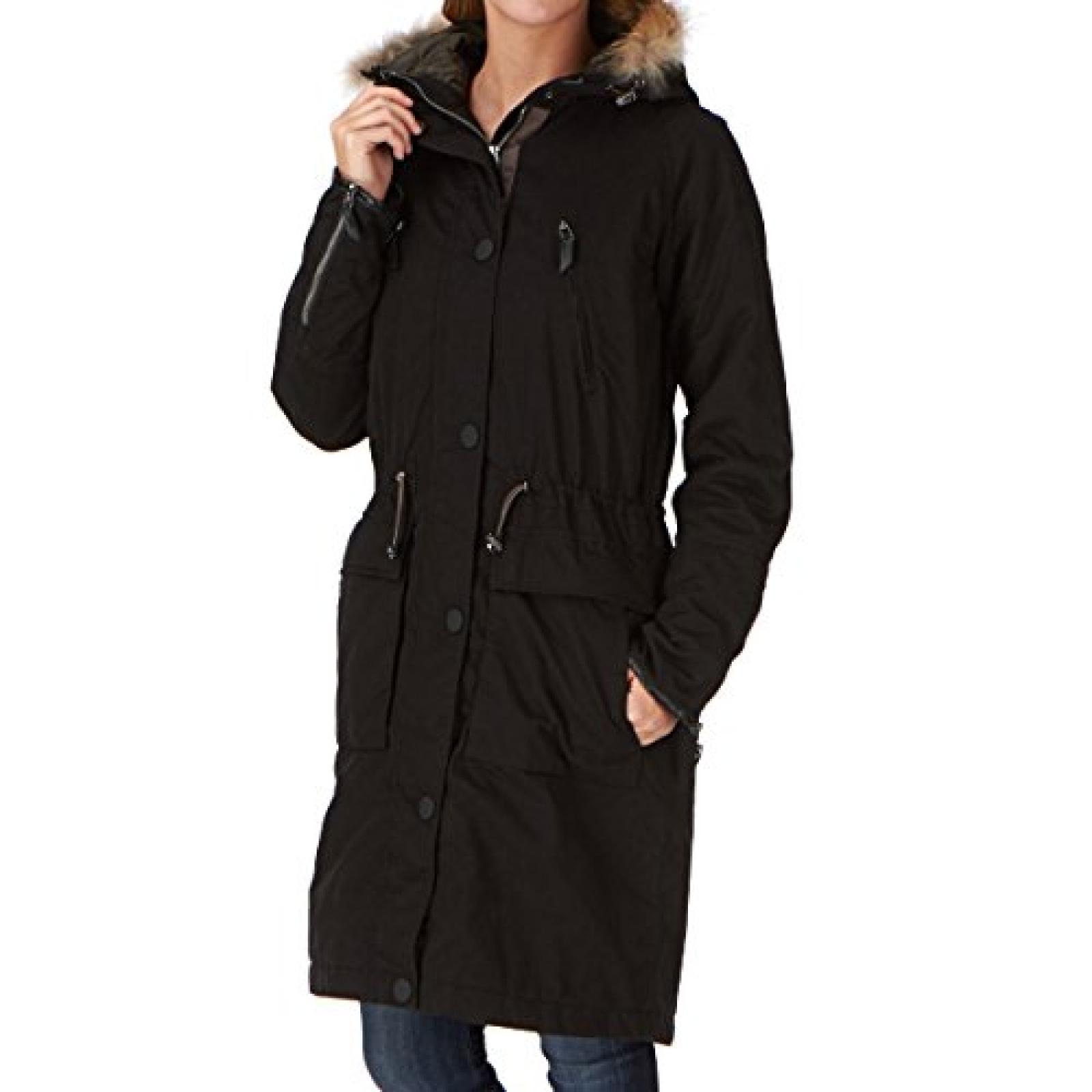 Ilse Jacobsen Parka 1 Jacket - Black