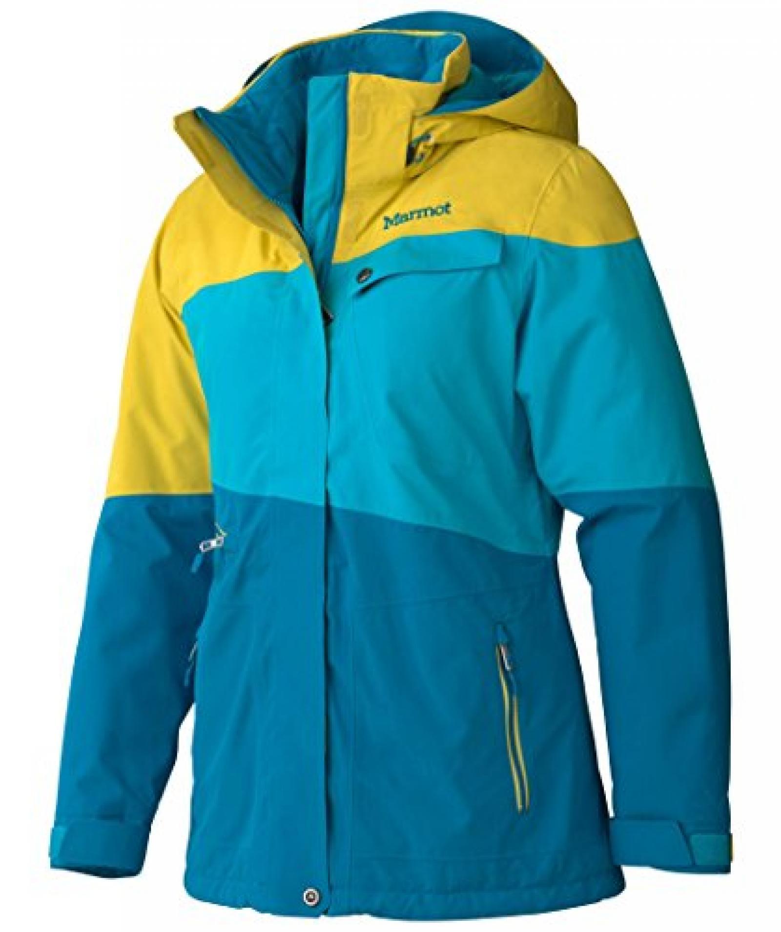 Damen Skijacke Wms Moonshot Jacket