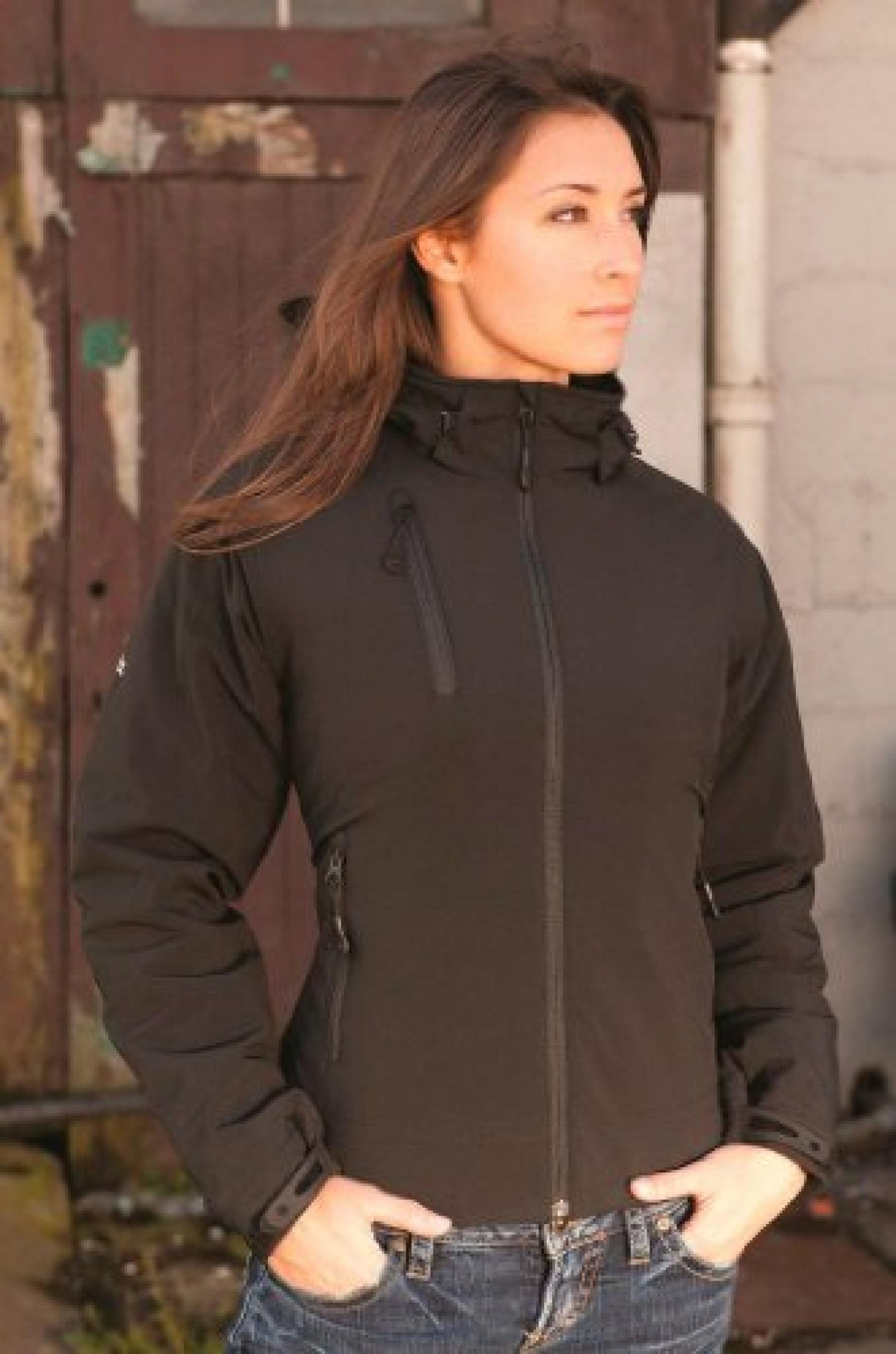 Stormtech - Ladies Discovery Thermal Hooded Jacket