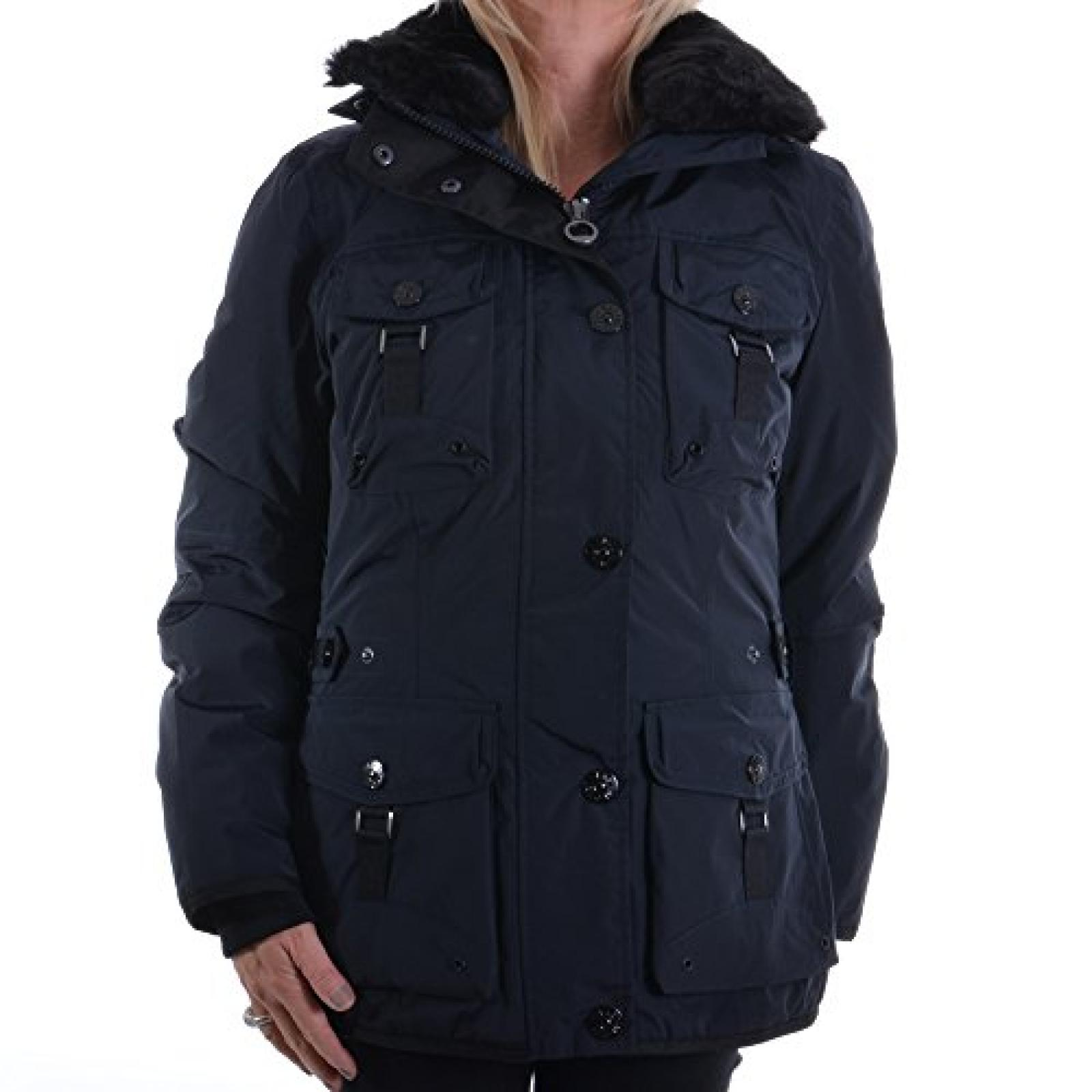 Wellensteyn Damenjacke Leuchtfeuer Lady Gr. S 399 LFEL-382 Midnightblue Damen Jacke Jacken