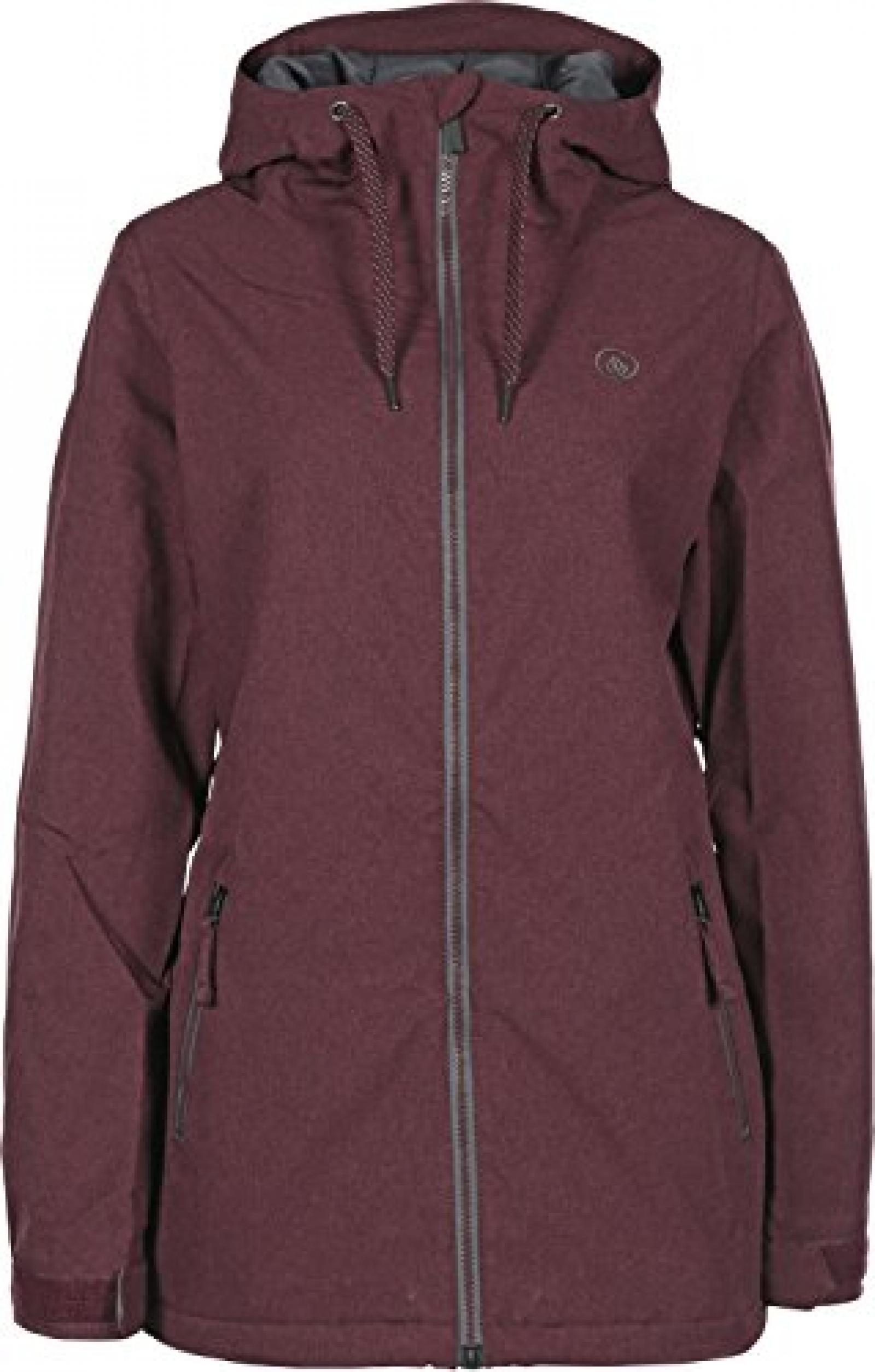 Womens Magnum INS Jacket burgundy