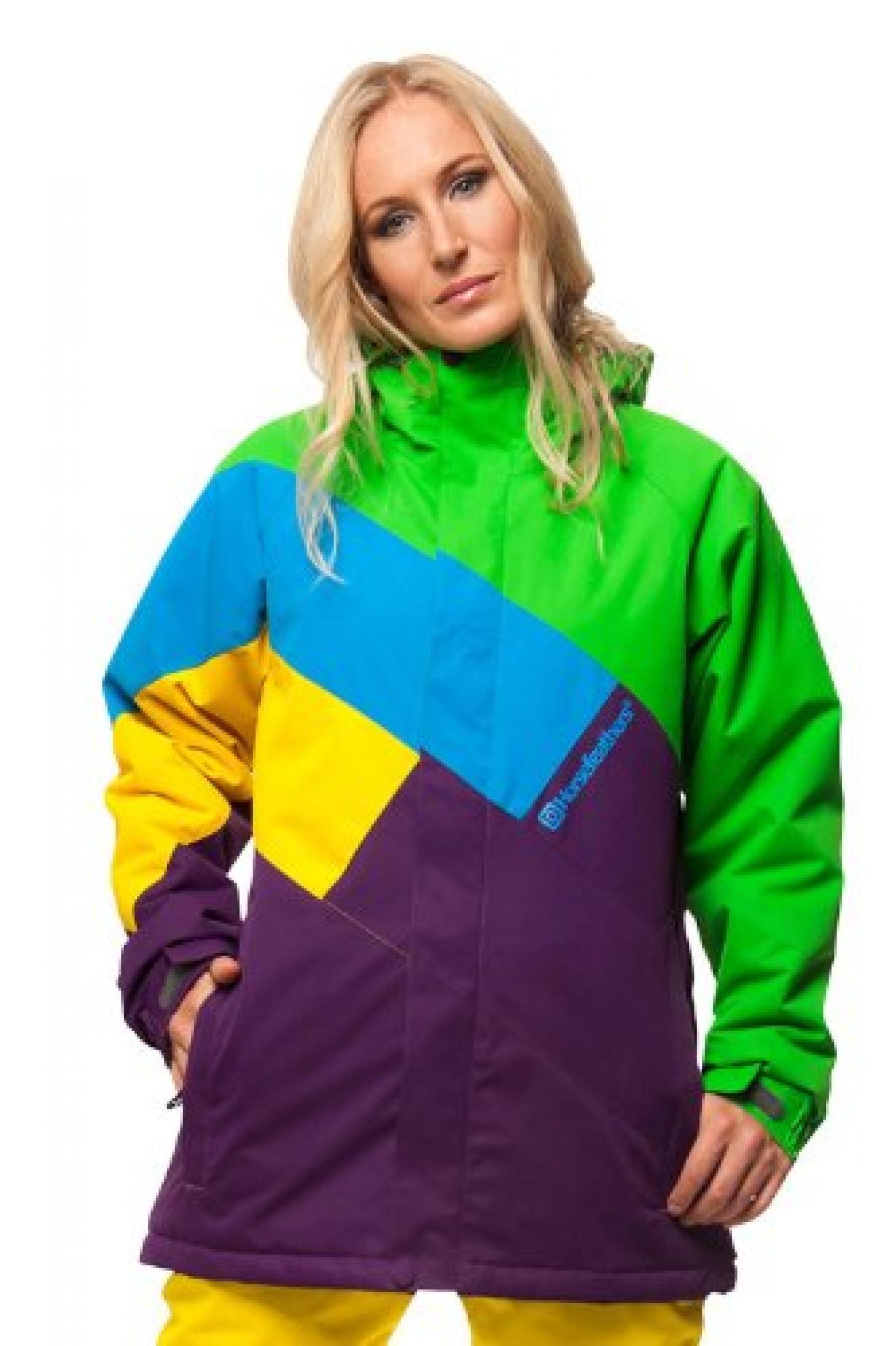 Damen Snowboard Jacke Horsefeathers Orbit Jacket