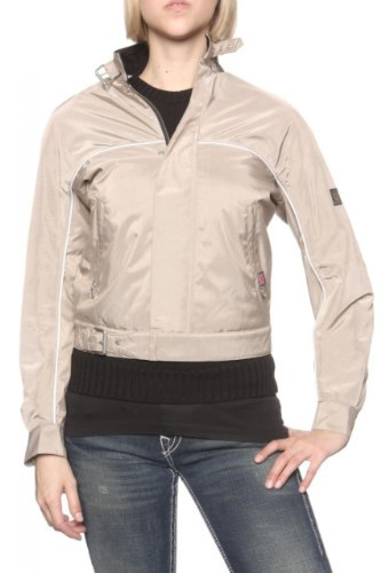 Belstaff Damen Jacke Blouson-Jacke SABOTEUR DE LUXE, Farbe: Beige