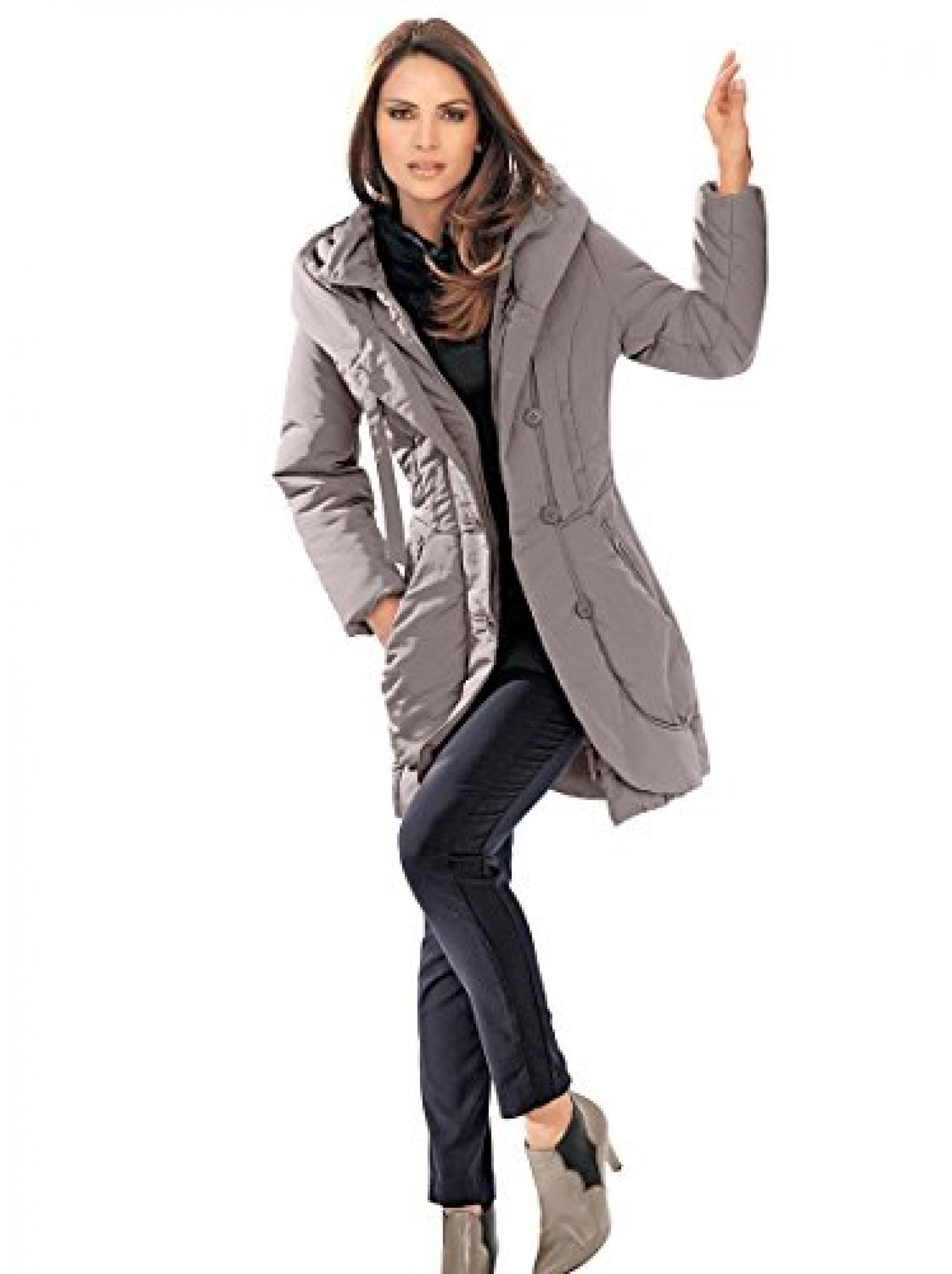Damen-Jacke - taupe - Witt Weiden - 314502