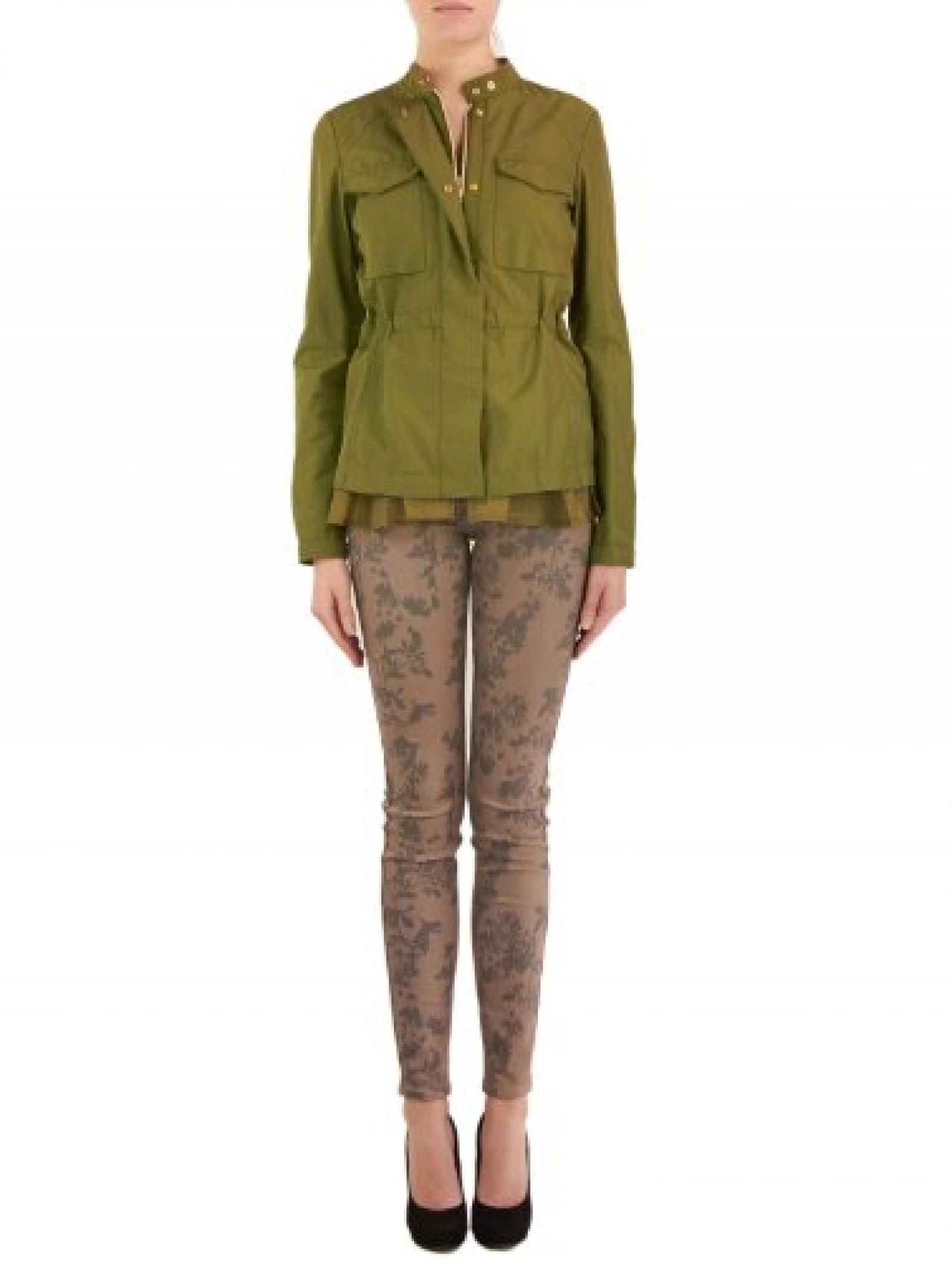 Peuterey Damen Fieldjacket Cher Bmat in Khaki