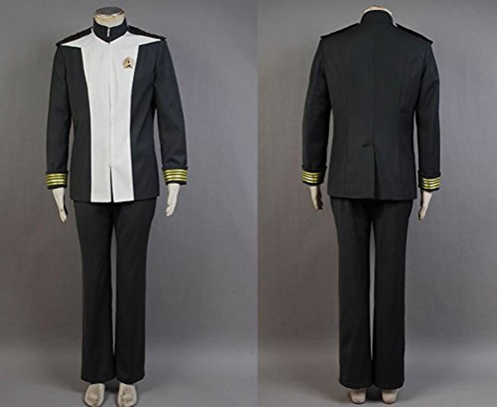 Star Trek Into Darkness Admiral Marcus Uniform Kostuem