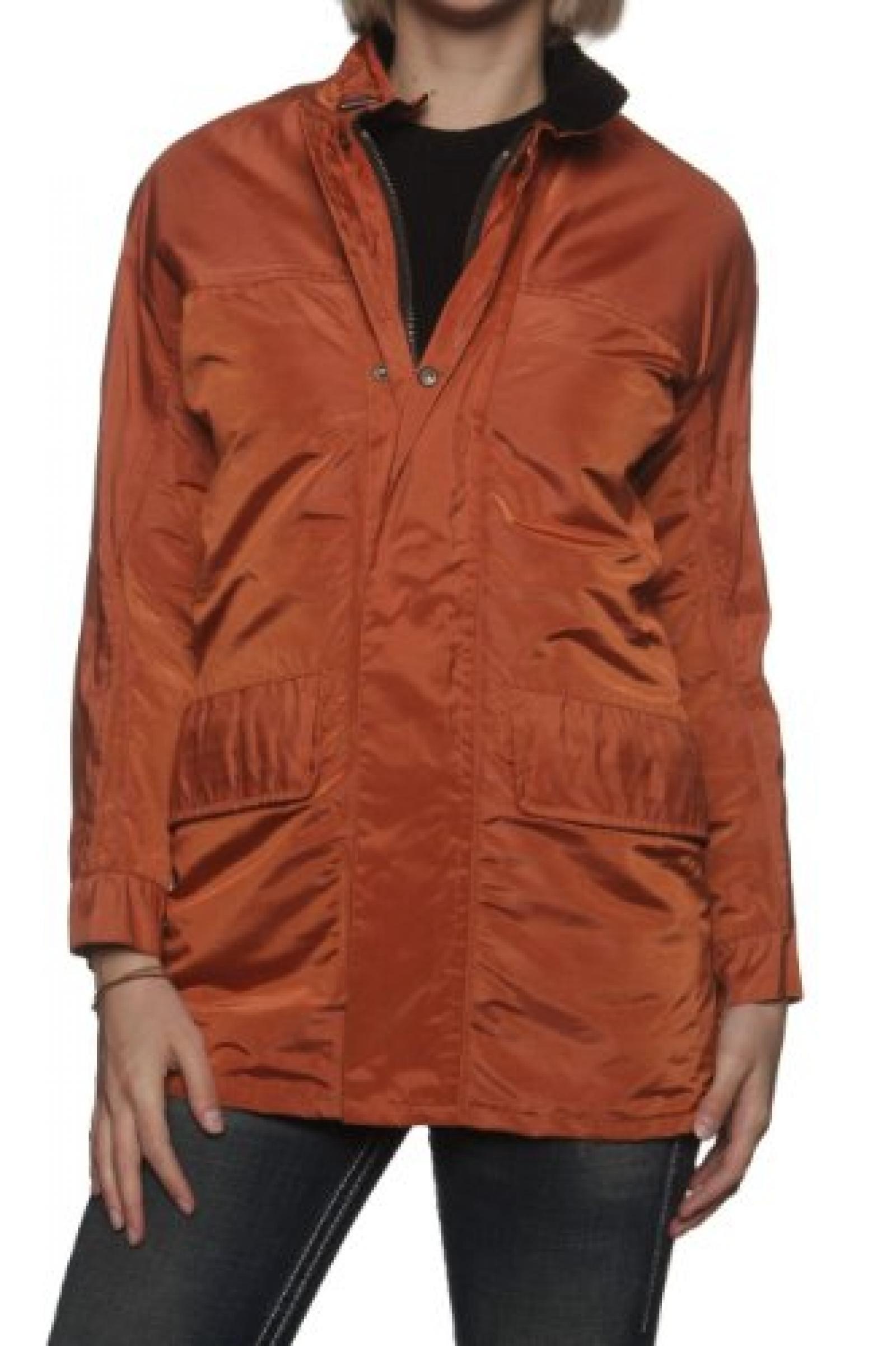 Belstaff Damen Jacke Multifunktionsjacke TOWNMASTER, Farbe: Dunkelorange