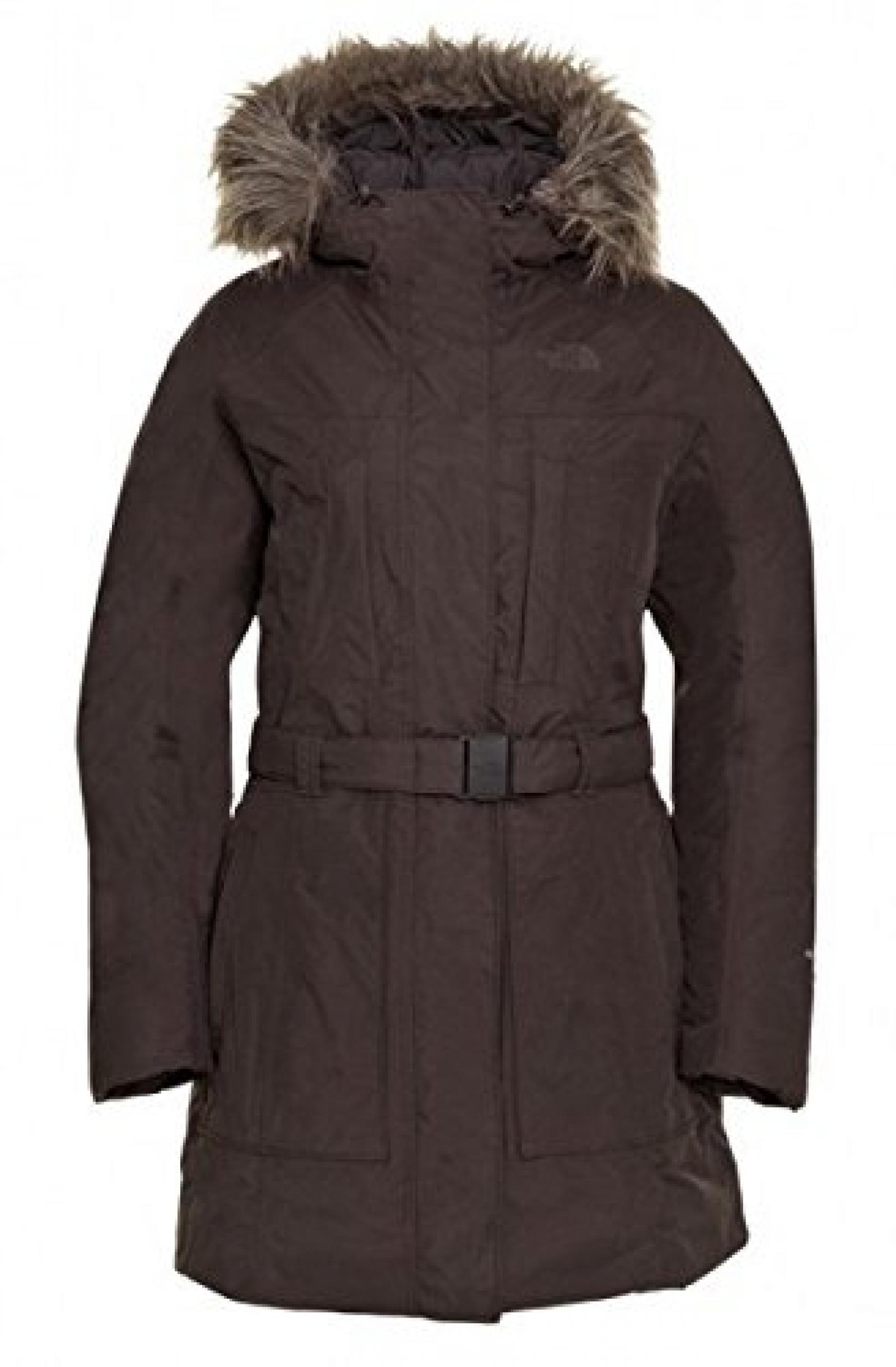 The North Face Womens Brooklyn Jacket bittersweet brown