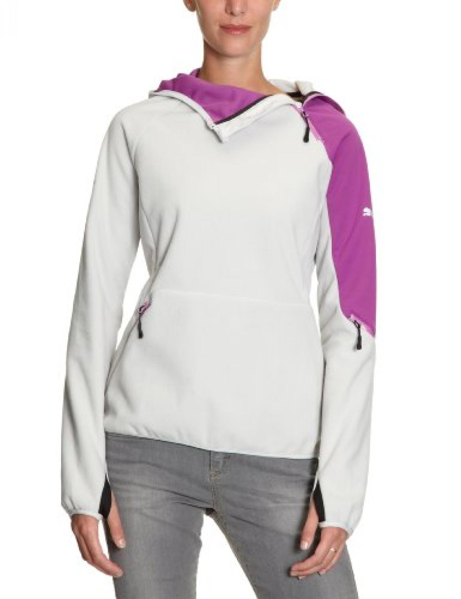 PUMA Damen Multifunktionsjacke Windstop 1/2 Zip Hoody