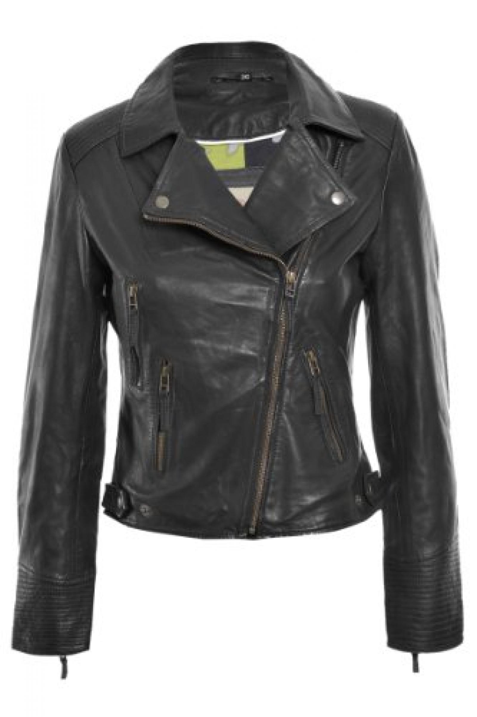 Paisley Park Bikerjacke für Damen 800 8917 aus edlem Lammleder